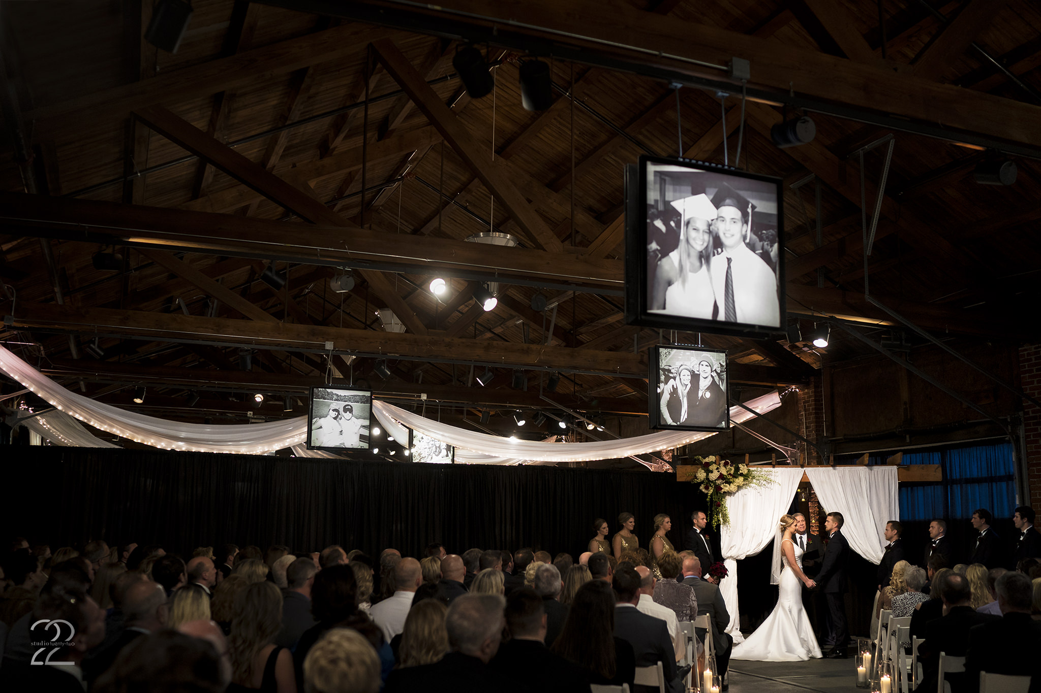 Top of the Market Weddings - Downtown Winter Wedding