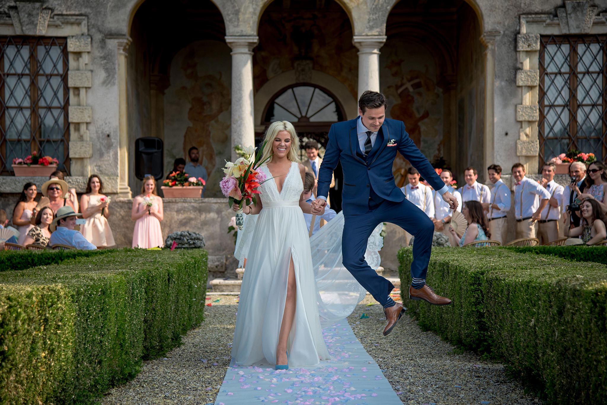 Villa Zambonina - Destination Weddings in Italy - Studio 22 Photography