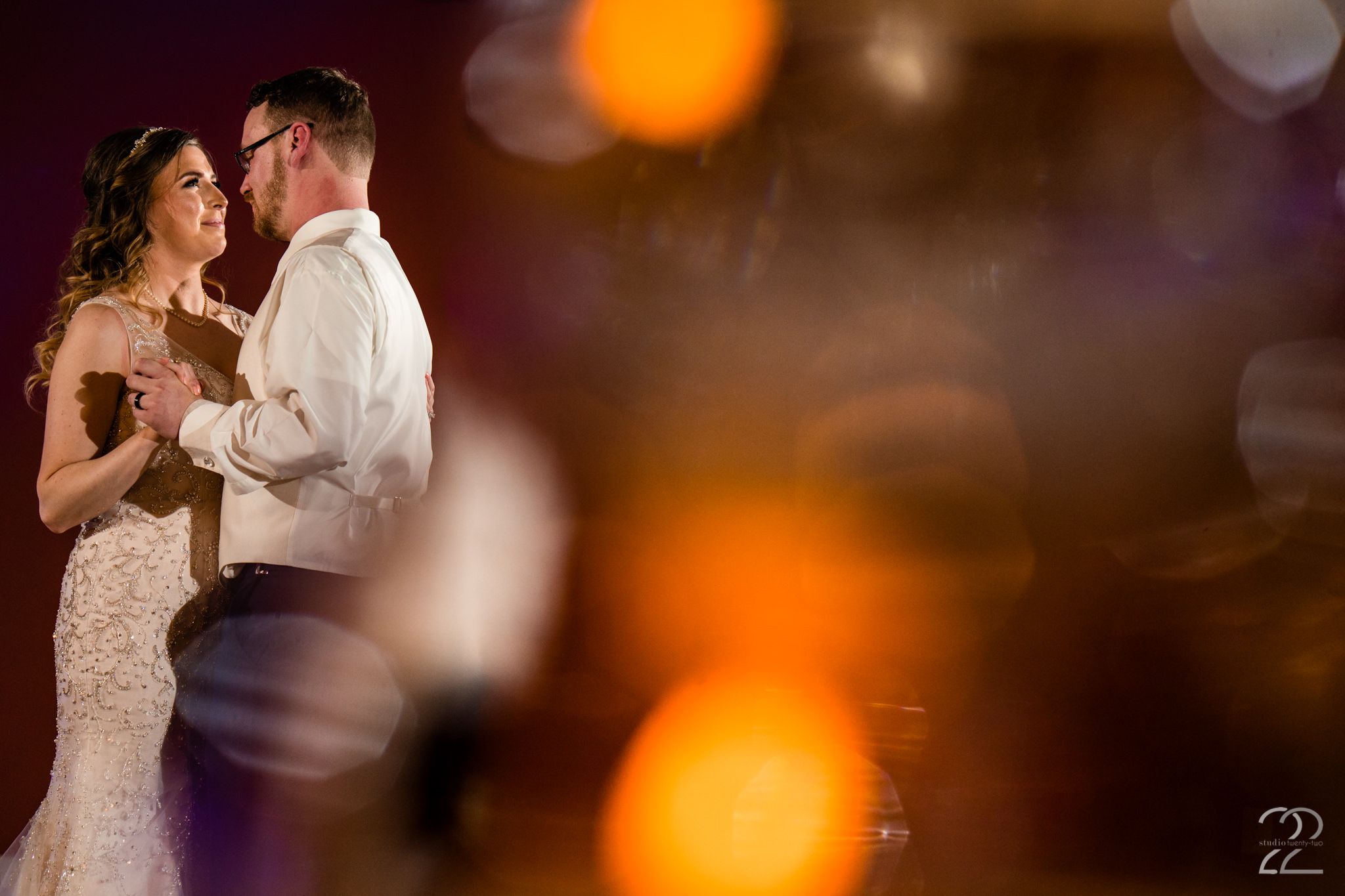 First dances are always a special part of a wedding day, and having a great DJ is part of the wedding day that is important to keep in mind! Finding a great DJ that will keep the party going is crucial to a fantastic wedding reception.