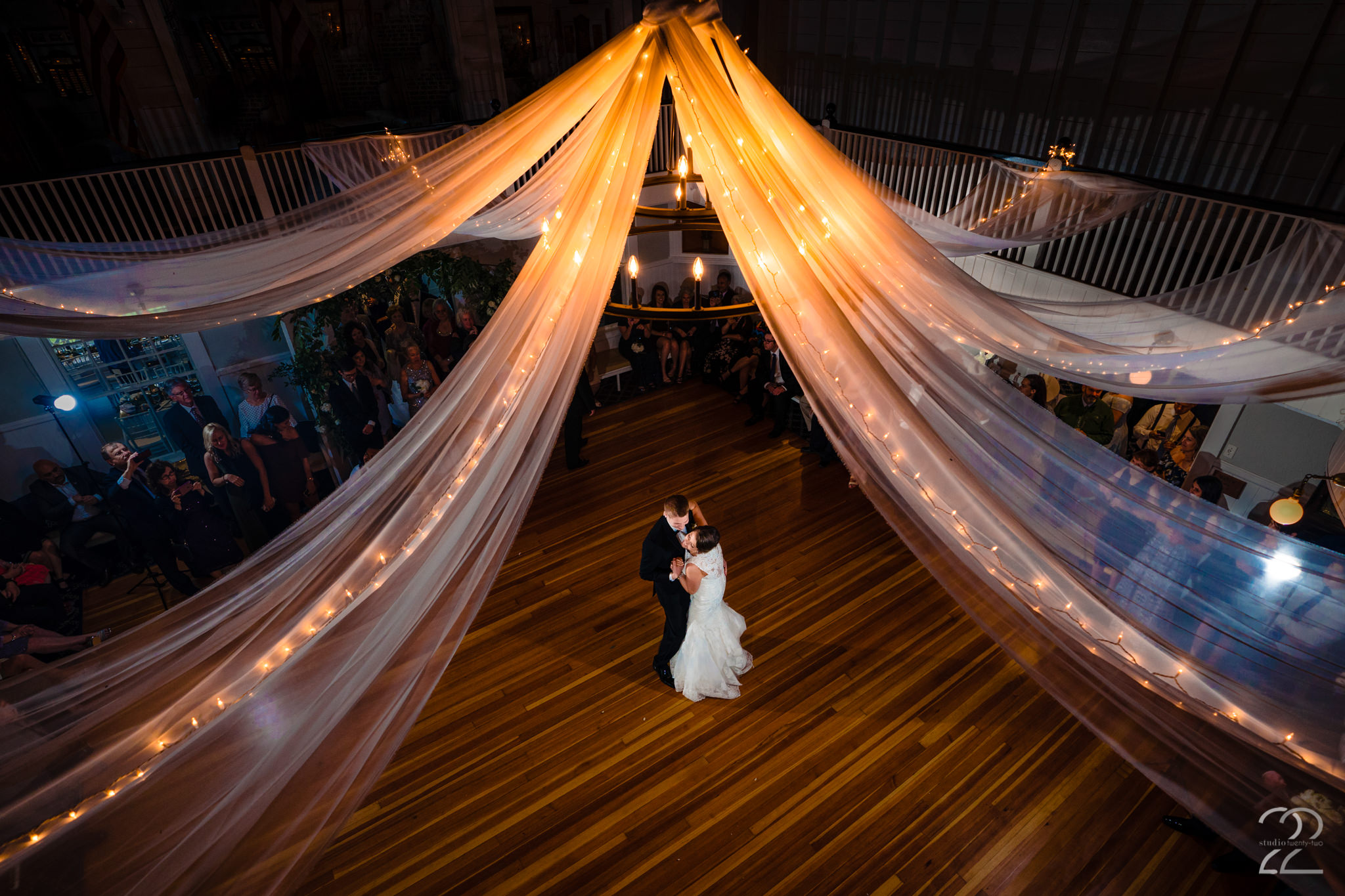 Your first dance is just for you, so let Megan find a way to showcase that for you.