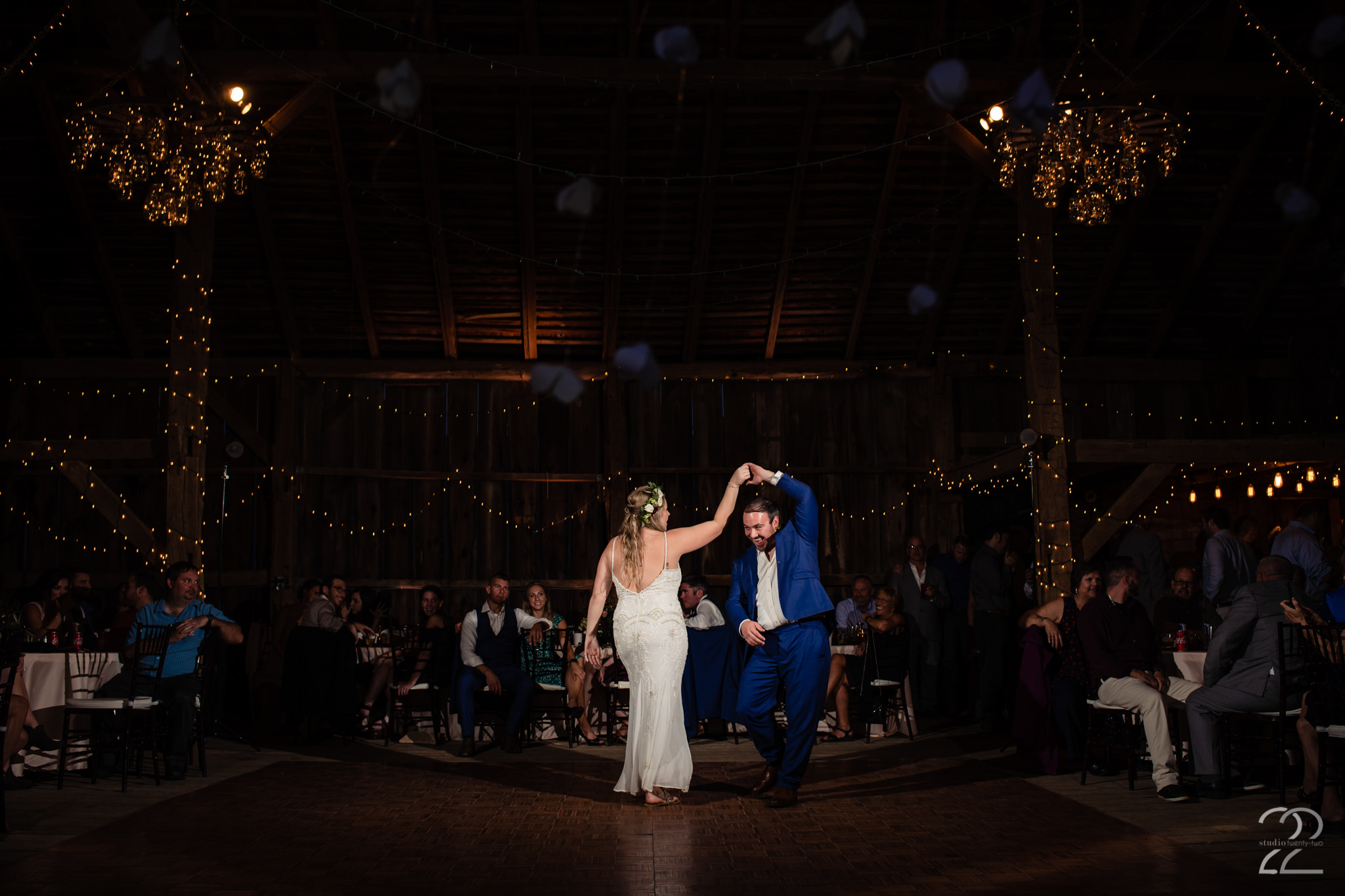 The atmosphere within Canyon Run Ranch was so bright (and I am not talking about the lights). These two were beaming all night long!