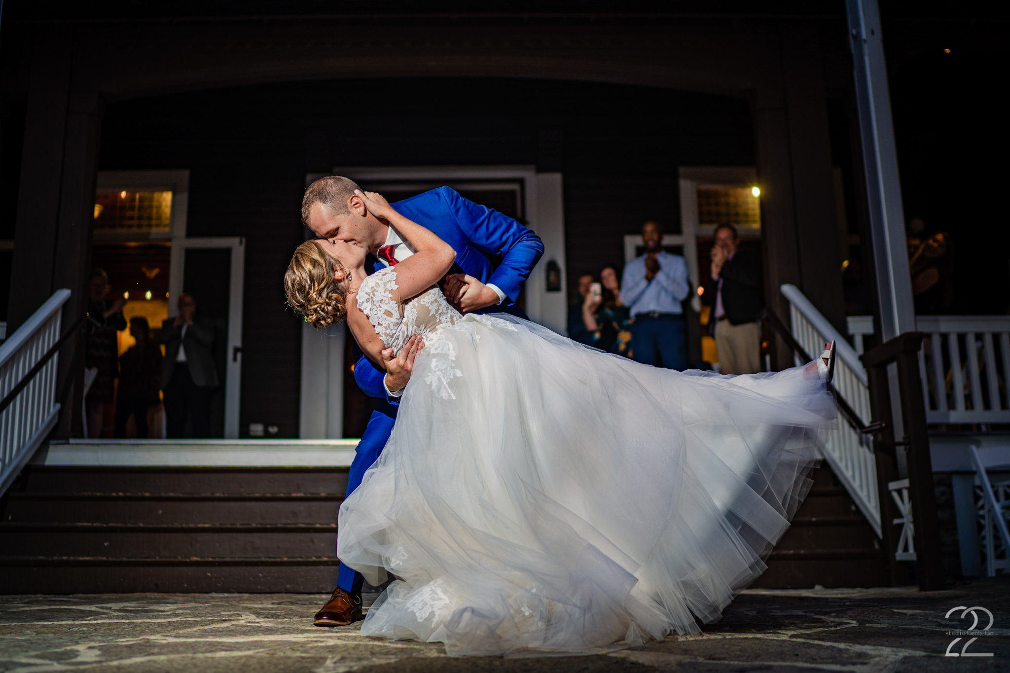 Cincinnati Wedding Photographers - Outdoor Lodge Wedding
