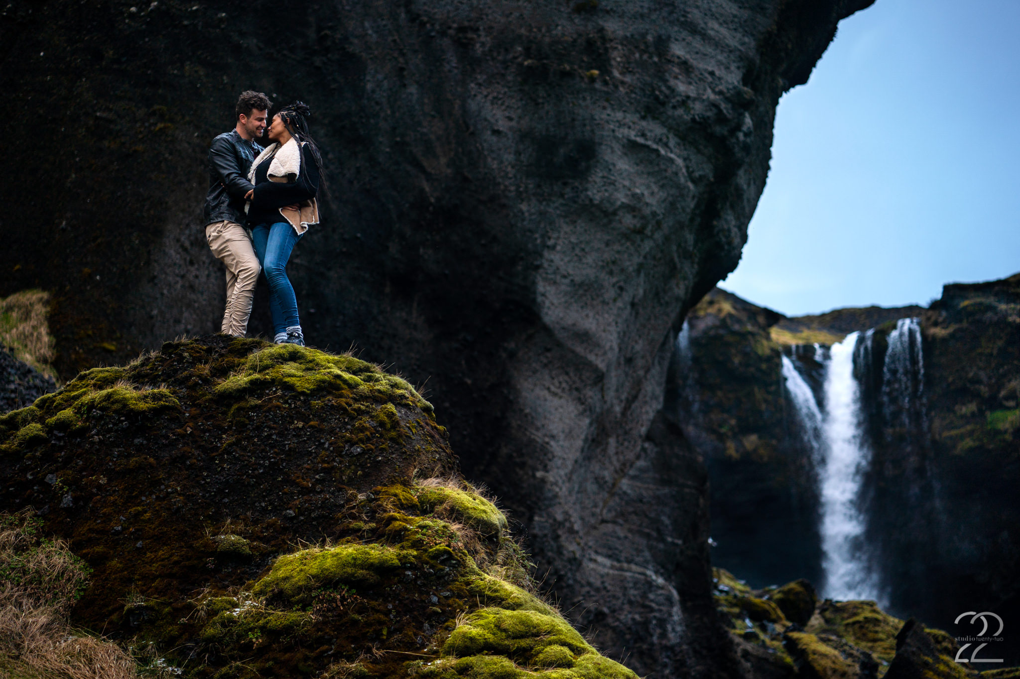 Vik Iceland Engagement Photos - Studio 22 Photography