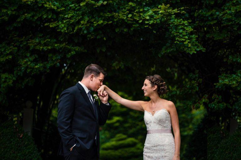Wegerzyn Garden Wedding Photos - Studio 22 Photography