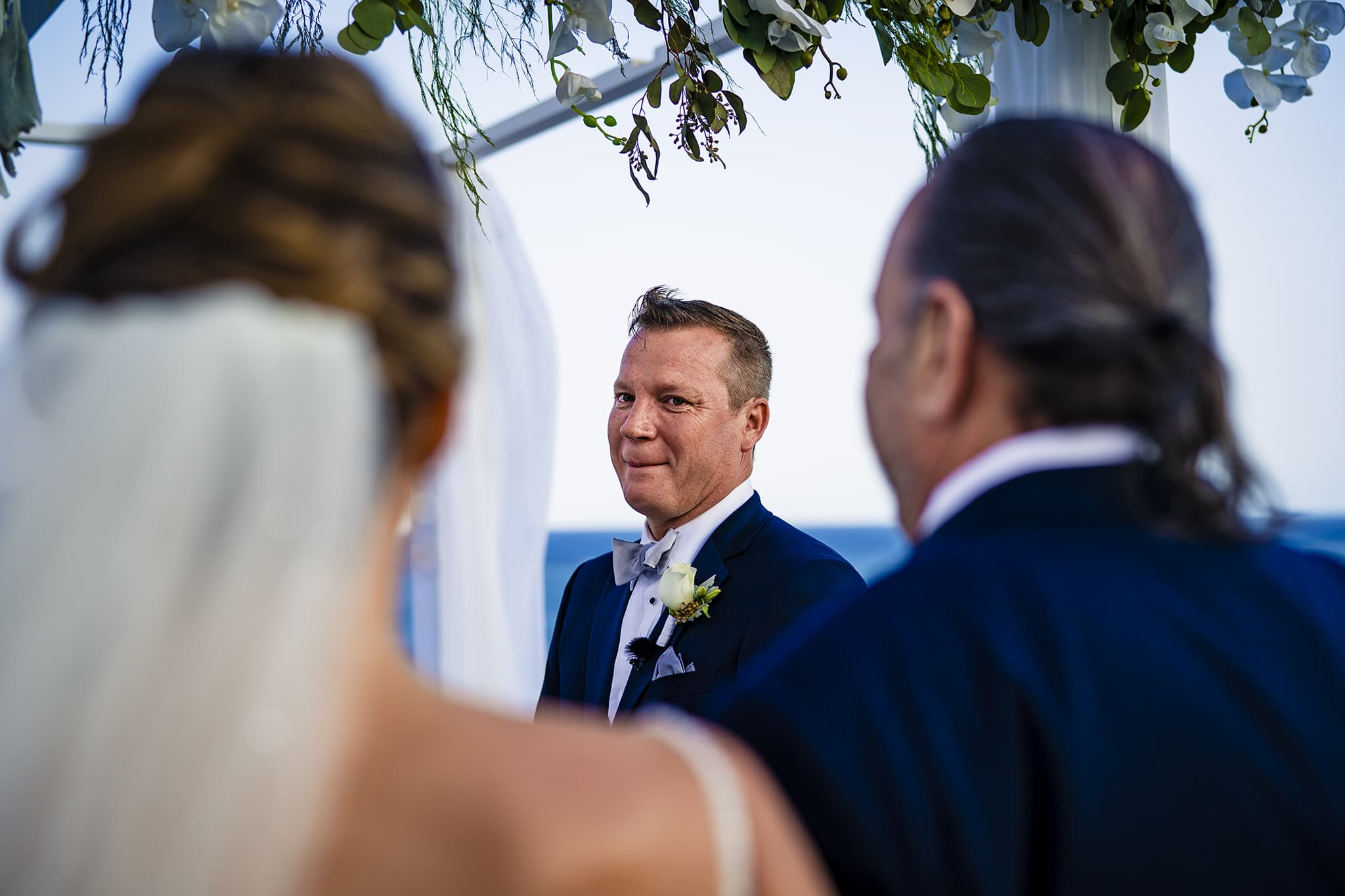 Cancun Wedding Photos