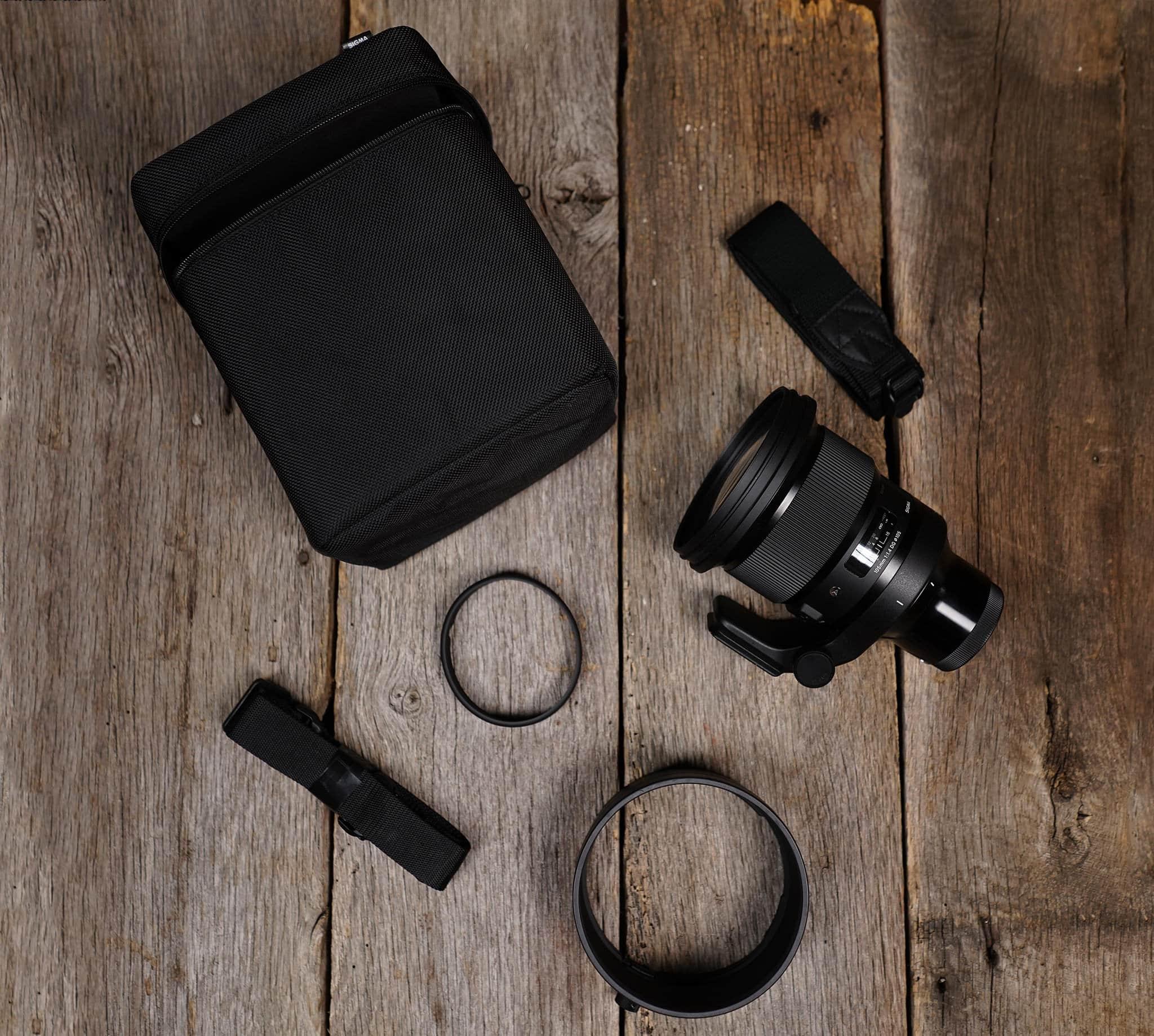 Sigma Lenses for Sony Alpha Cameras