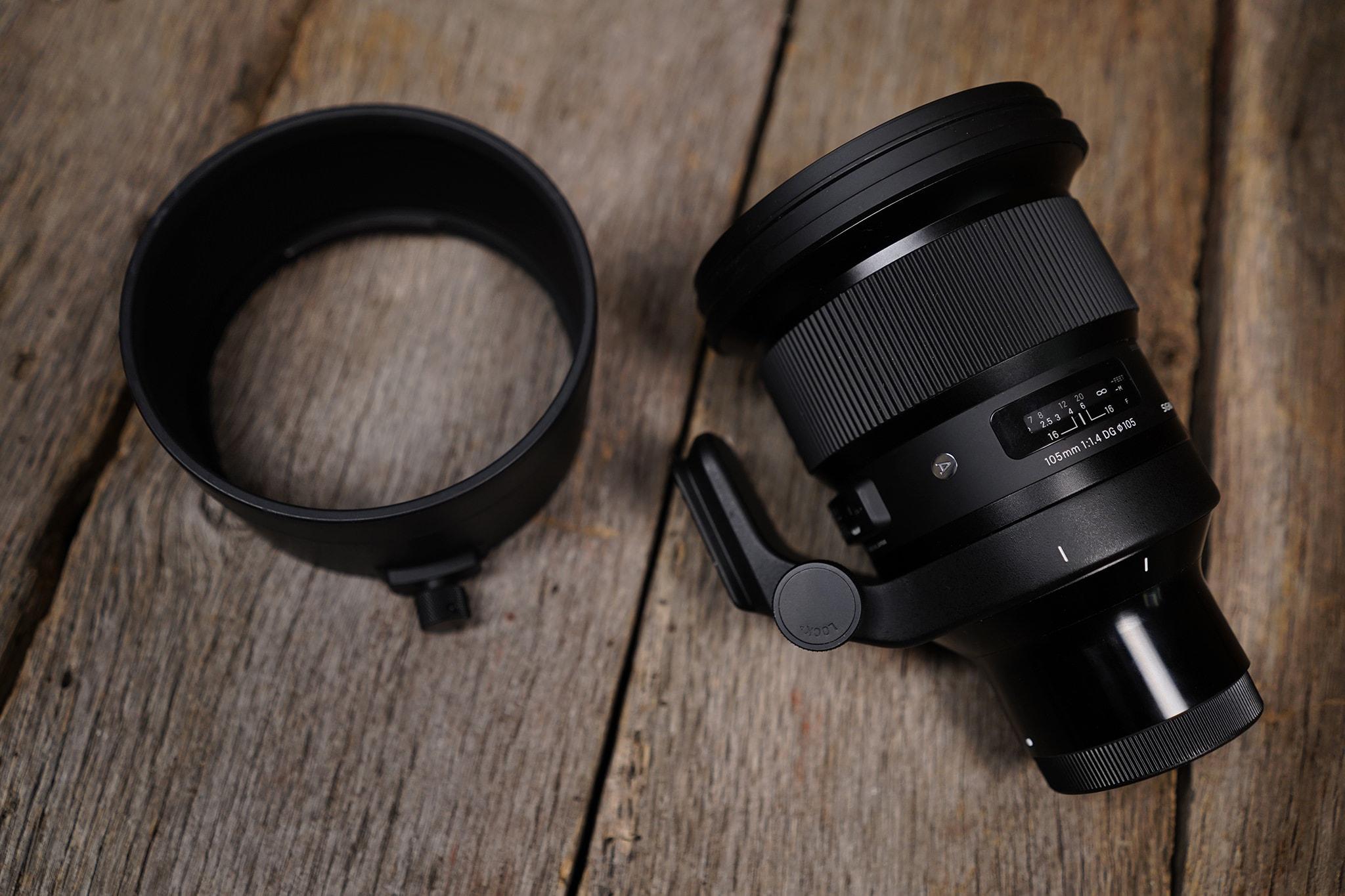Shotkit Review Sigma 105mm f/1.4