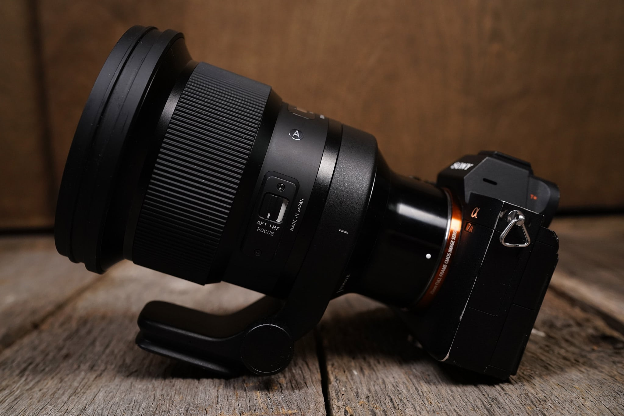 Shotkit Review of 105mm f/1.4