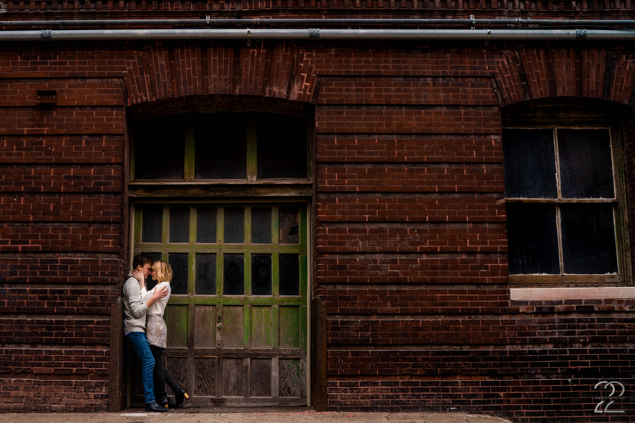 Kansas City Engagement Photos - Studio 22 Photography