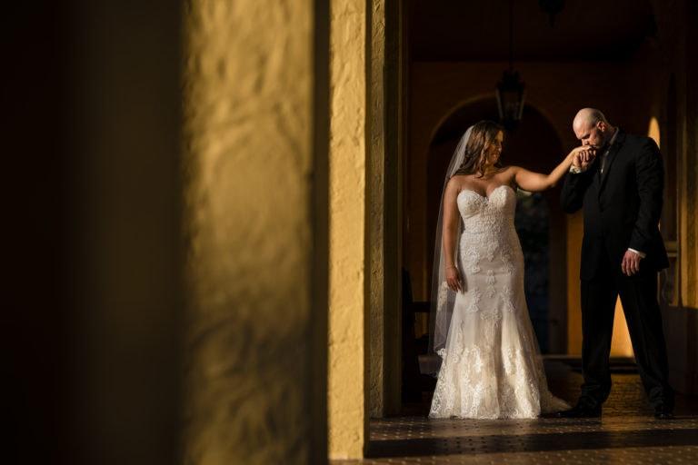 Classic Wedding at Knowles Memorial Chapel Orlando Florida - Studio 22 Photography