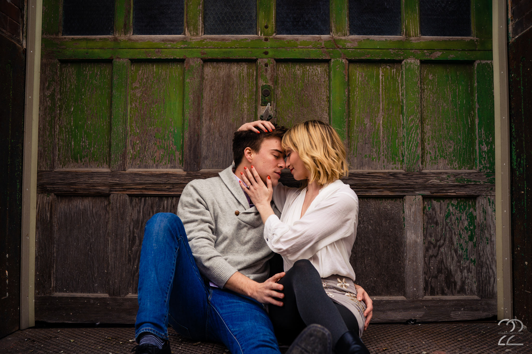 Studio 22 Photography - New Years Eve Engagement Photos