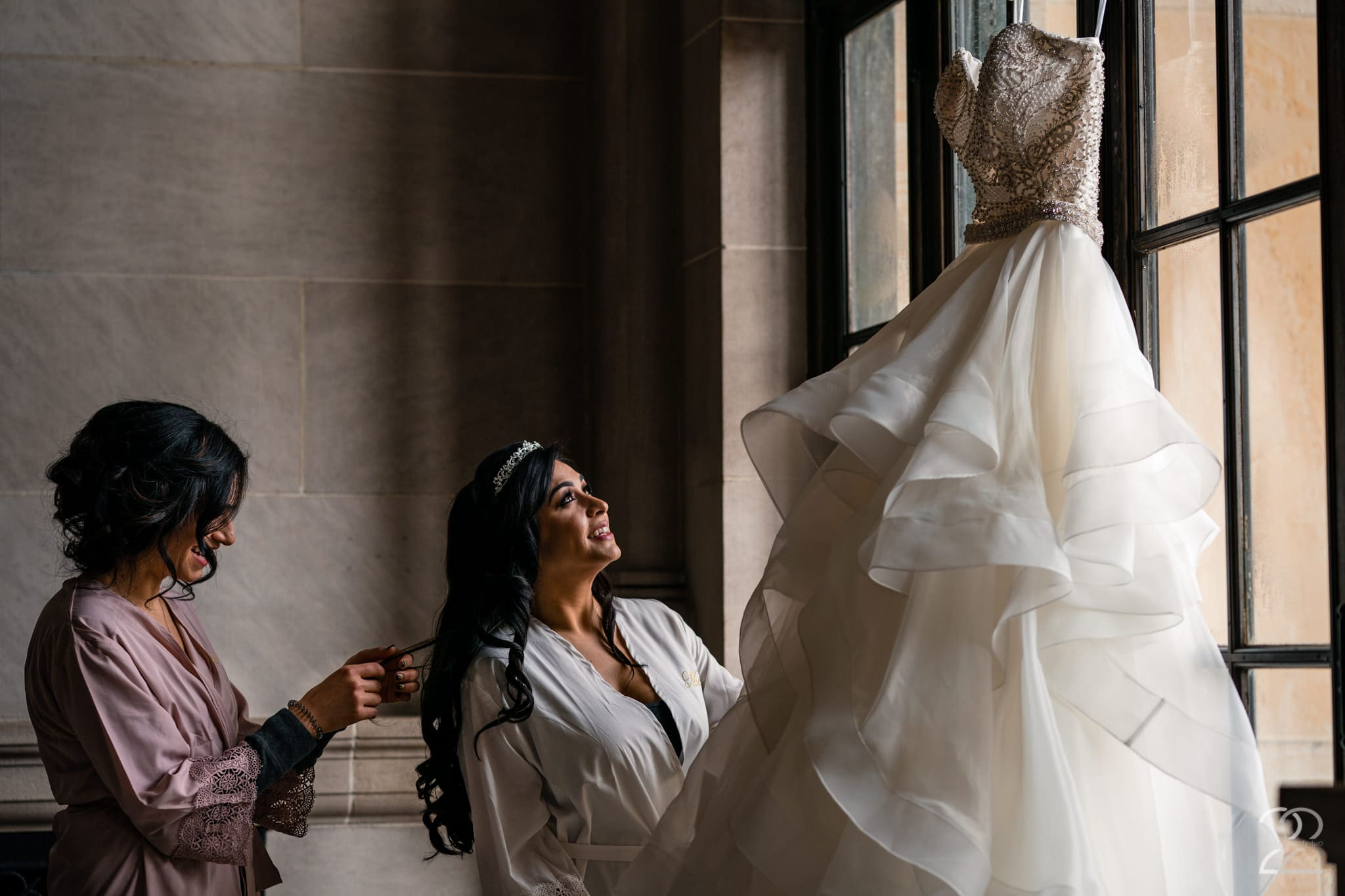 Weddings at Dayton Art Institute - Studio 22 Photography