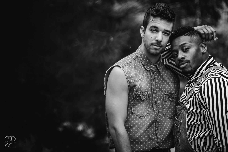 LGBTQ Wedding Photographer - Chicago Engagement Photos - Same Sex Wedding Photographer
