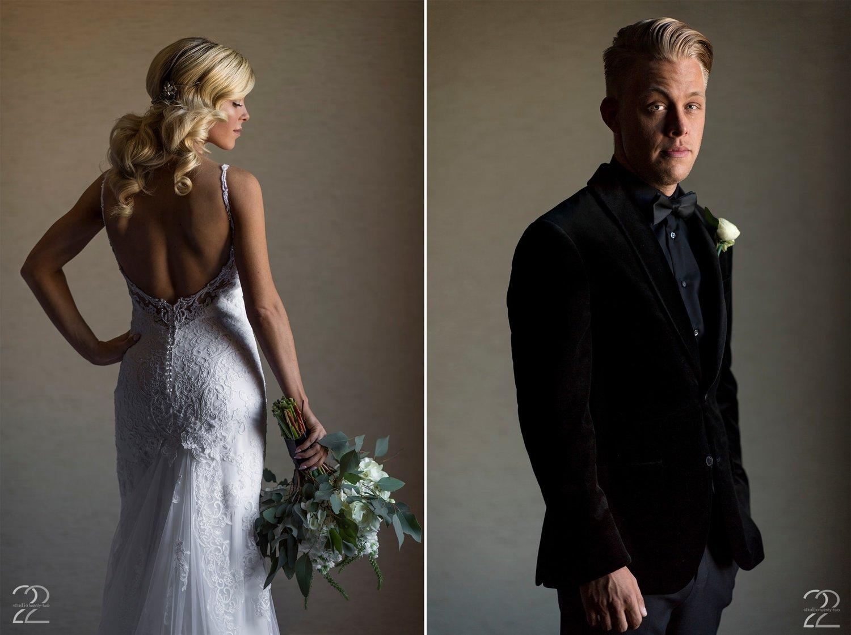Sweetly Pinned Hair - Dayton Wedding Photographers - Wedding Fashion Ideas