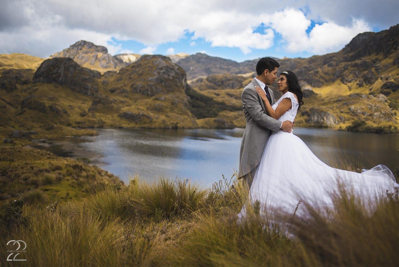 Studio 22 Photography - Cajas National Park Wedding