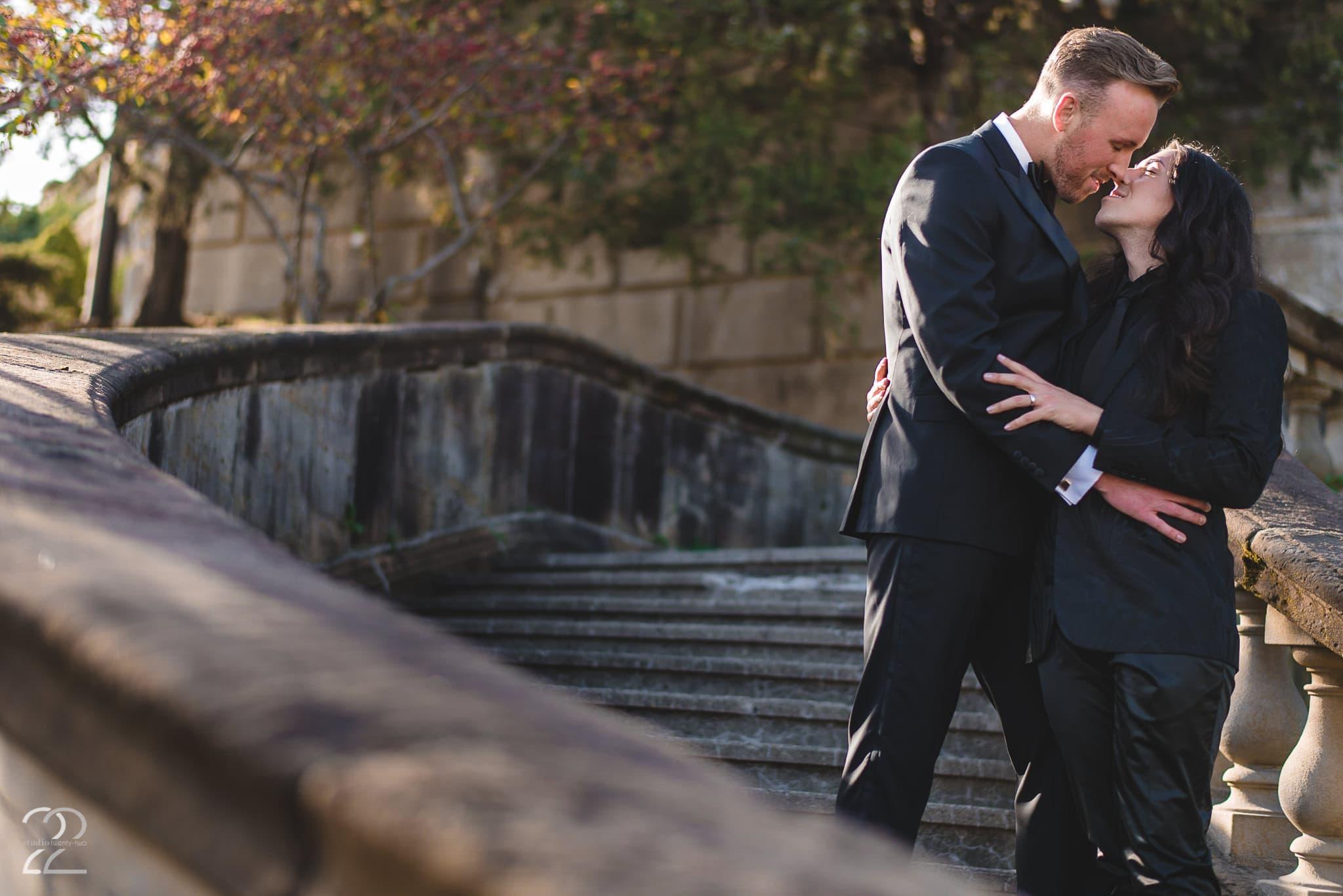 Same Sex Wedding Photographers - Dayton Art Institute