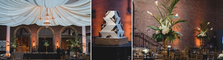 Weddings at Dayton Art Institute - Studio 22 Photography
