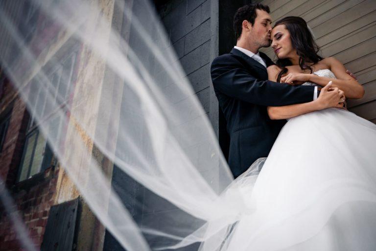 Downtown Dayton Wedding Photos - Studio 22 Photography