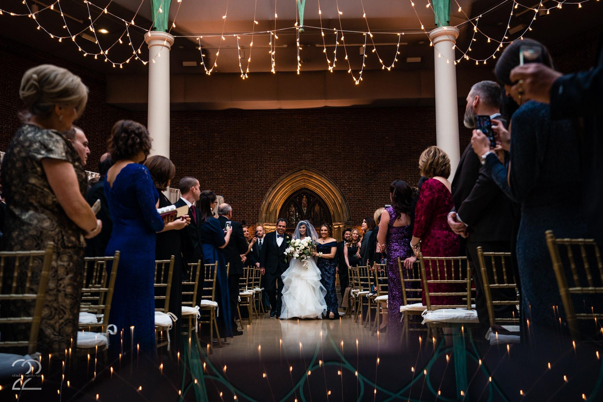 Weddings at Dayton Art Institute