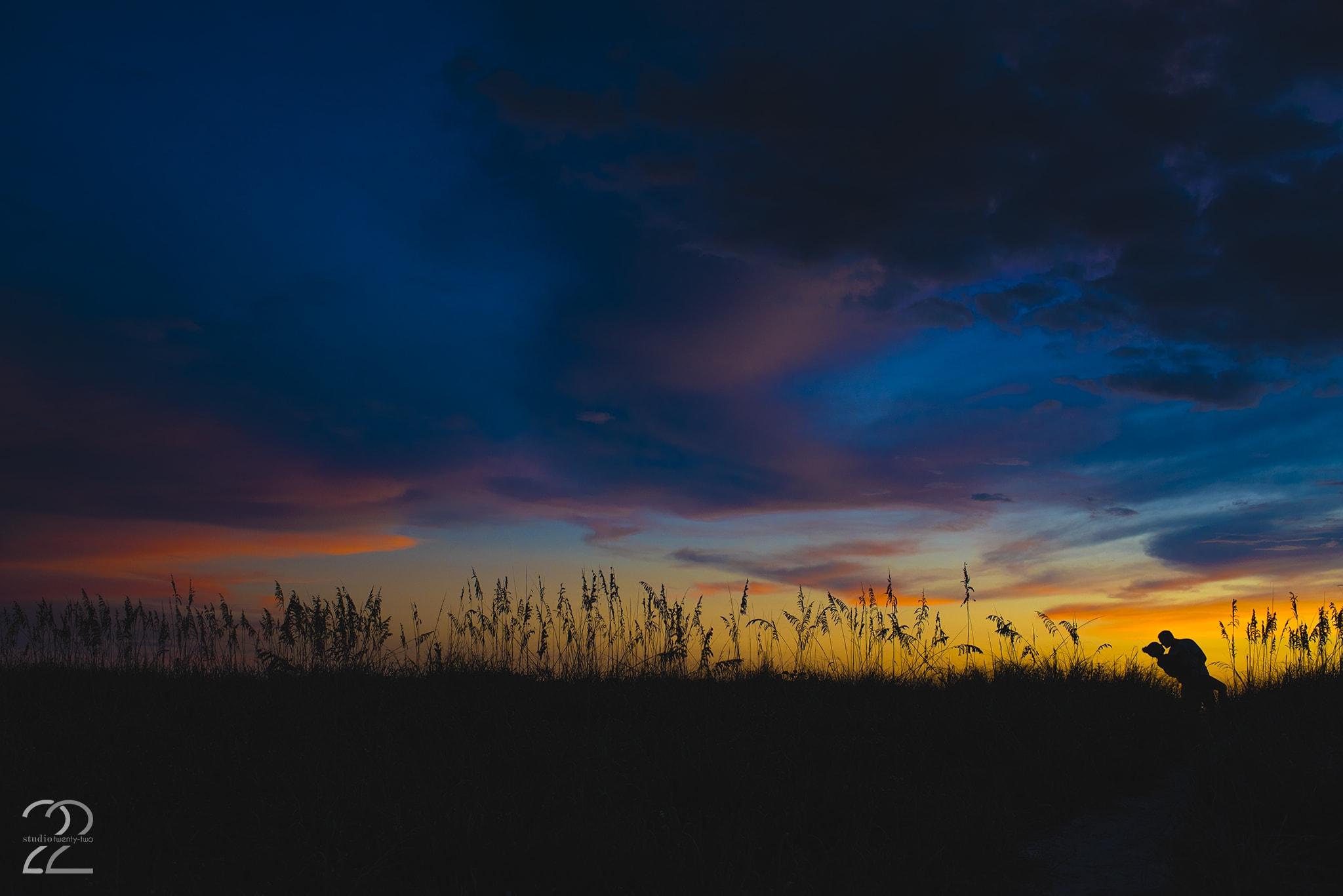 Sarasota Engagement Photos - Florida Sunset Engagement