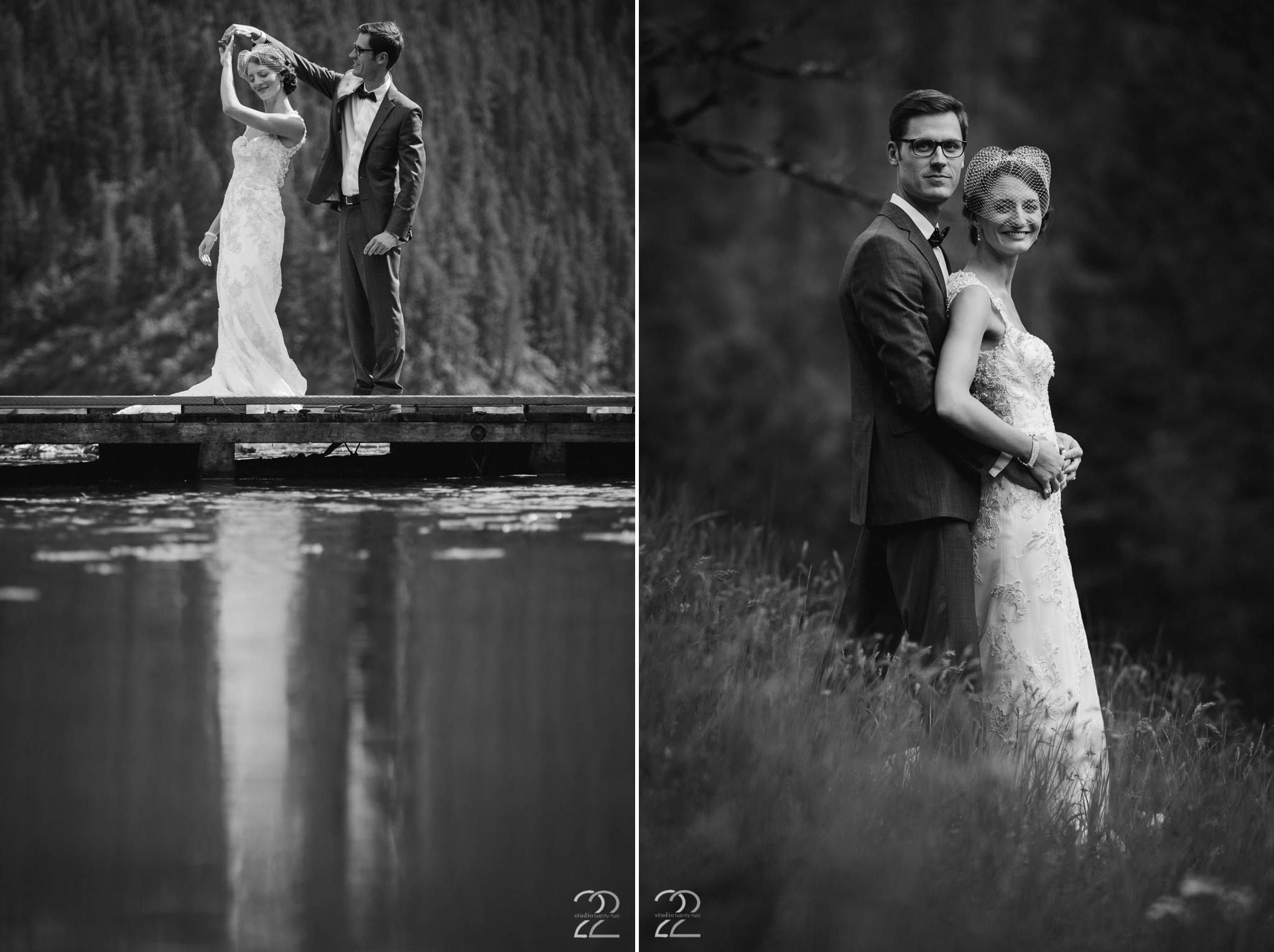 Coeur d'Alene Wedding Photos