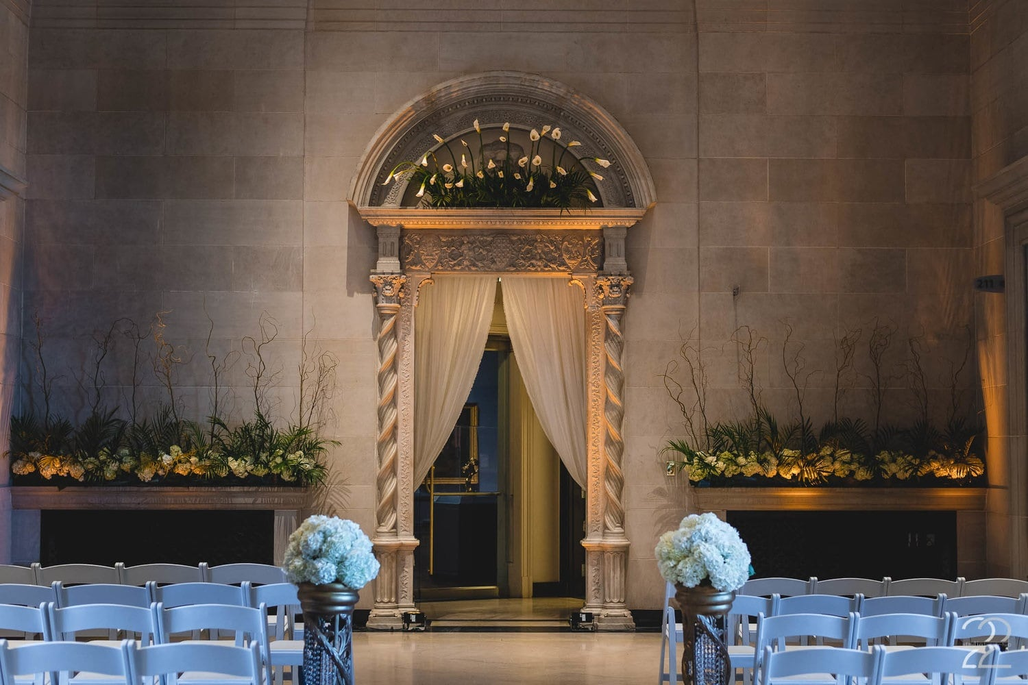 Dayton Art Institute Wedding
