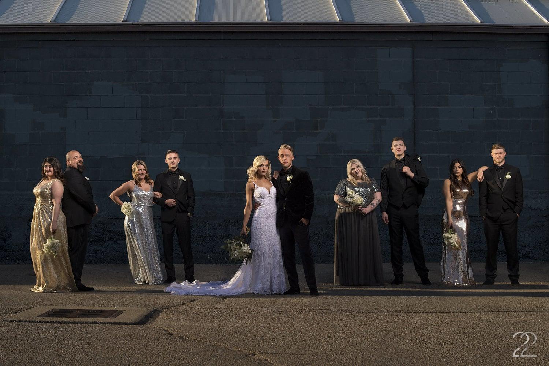 Dayton Wedding Venues - Top of the Market Wedding Photos - Wedding Party Photo Ideas