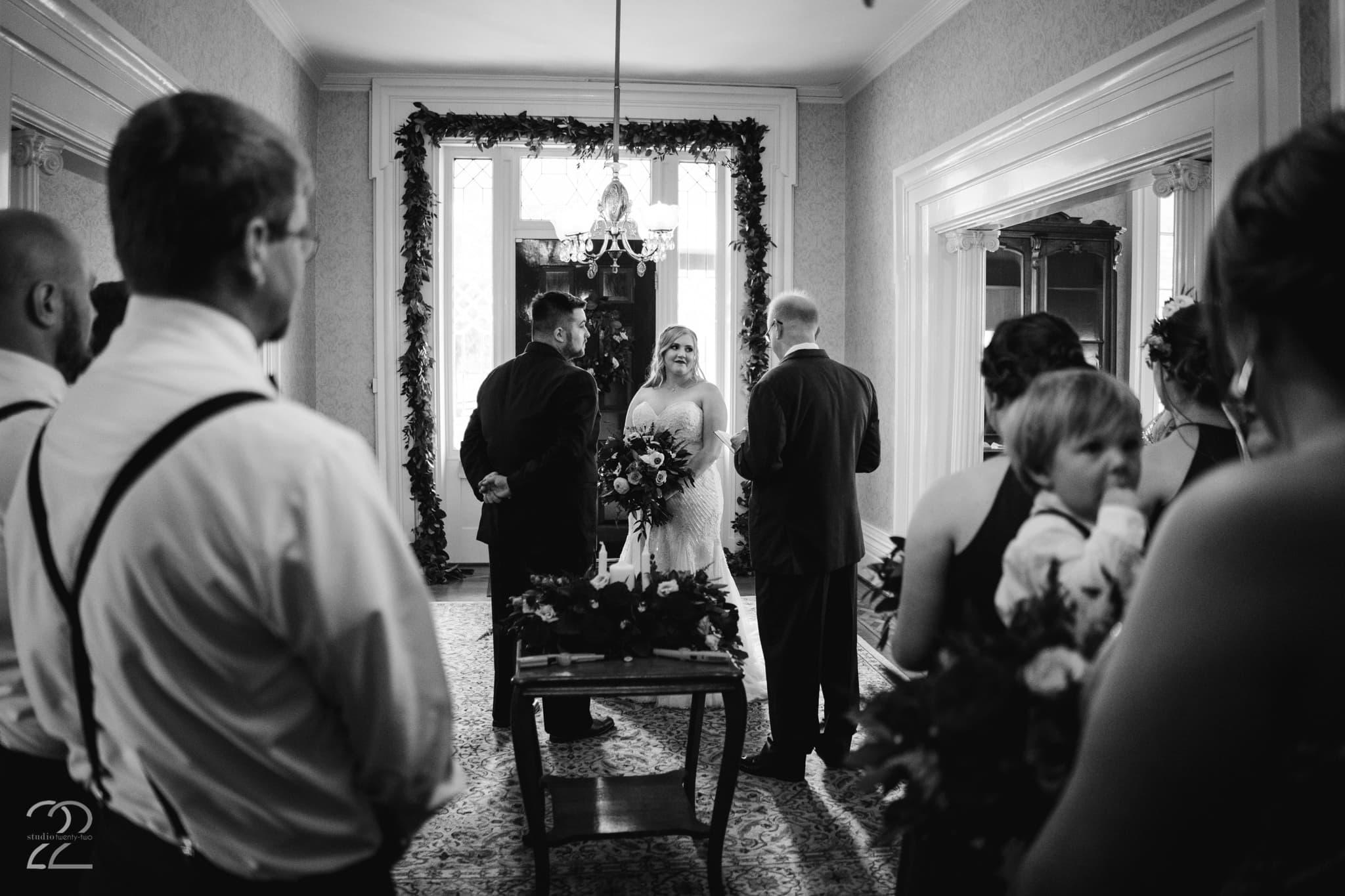 Warrenwood Manor - Southern Wedding Ideas