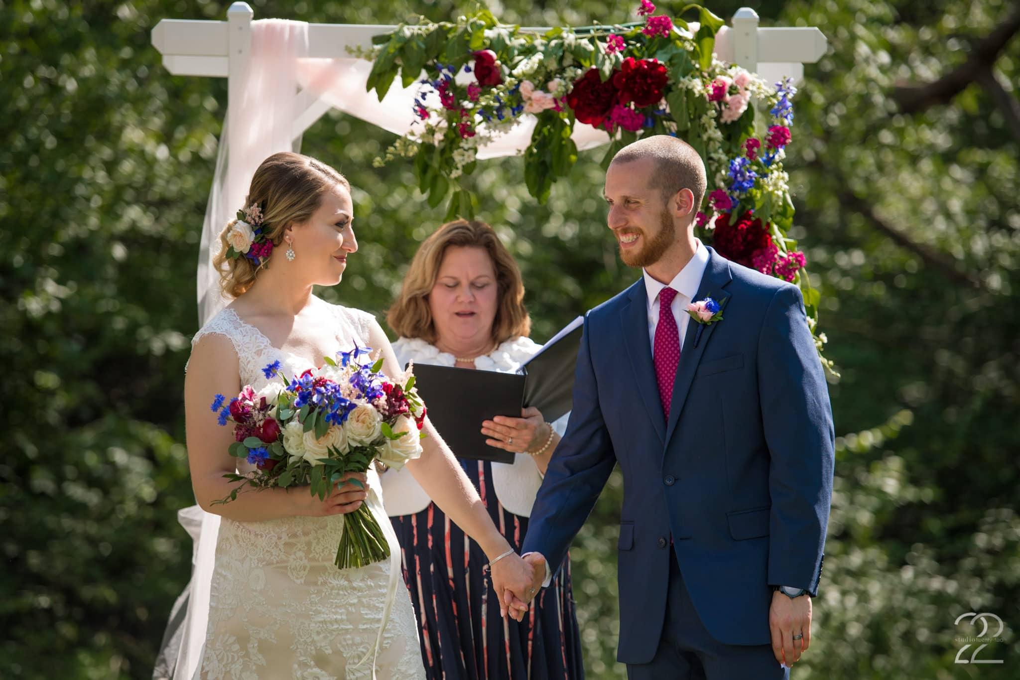 Outdoor Wedding Venues in Dayton - Canopy Creek Farm