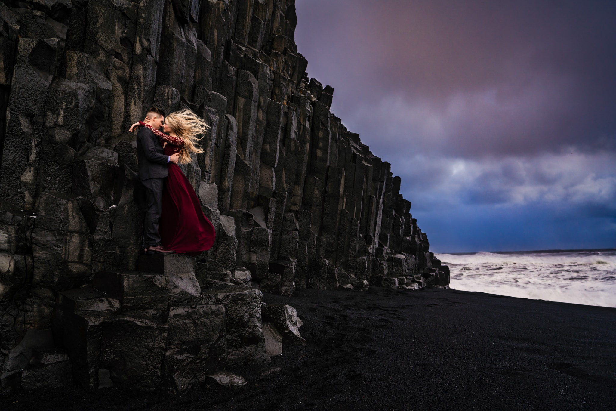 Studio 22 Photography - Engagement Photos in Iceland