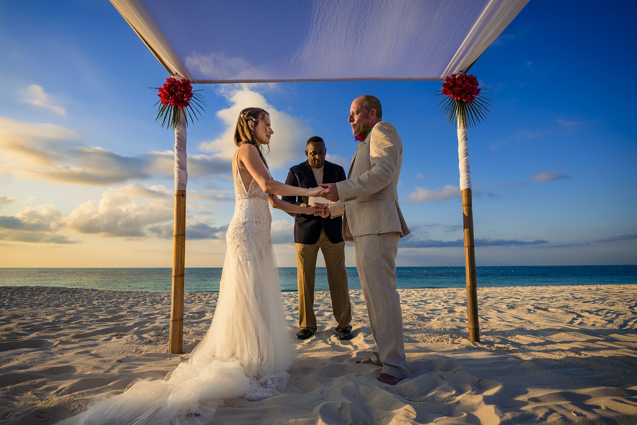 Wymara Resort Turks & Caicos - Destination Wedding Photos - Elopements in the Caribbean