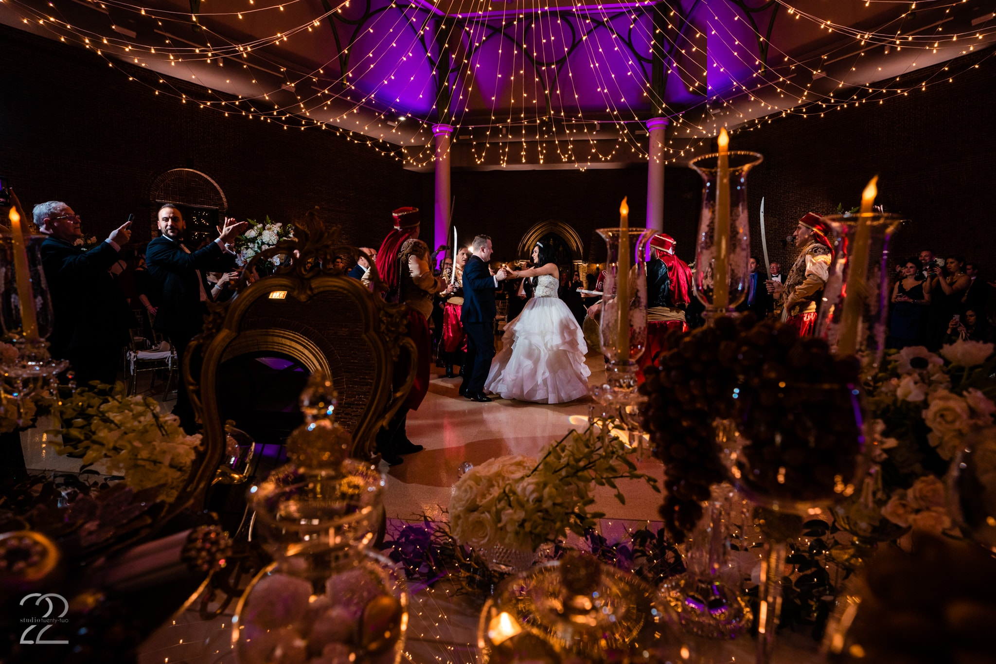 Wedding Receptions at Dayton Art Institute
