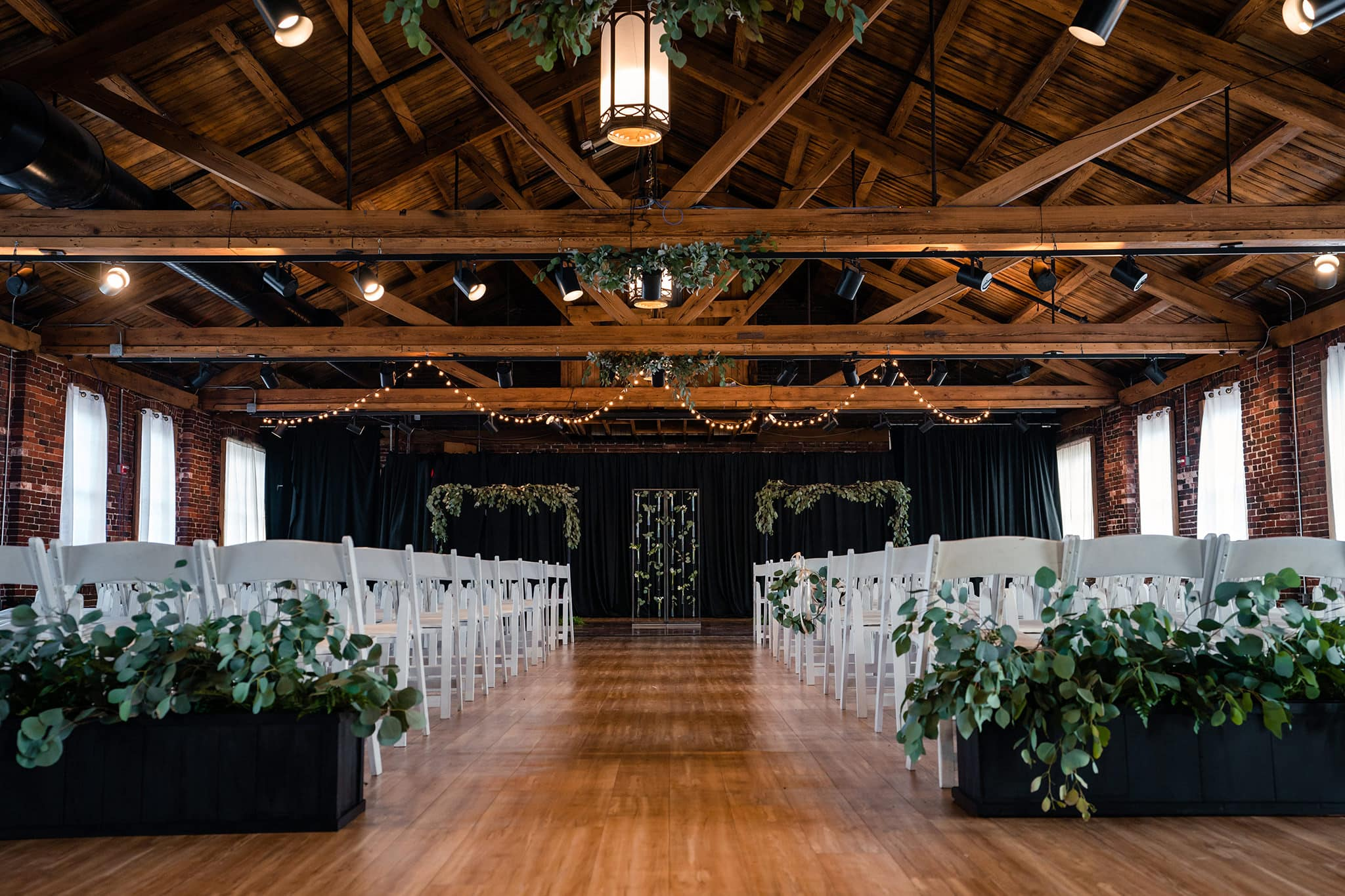Top of the Market Weddings - Dayton Wedding Venues