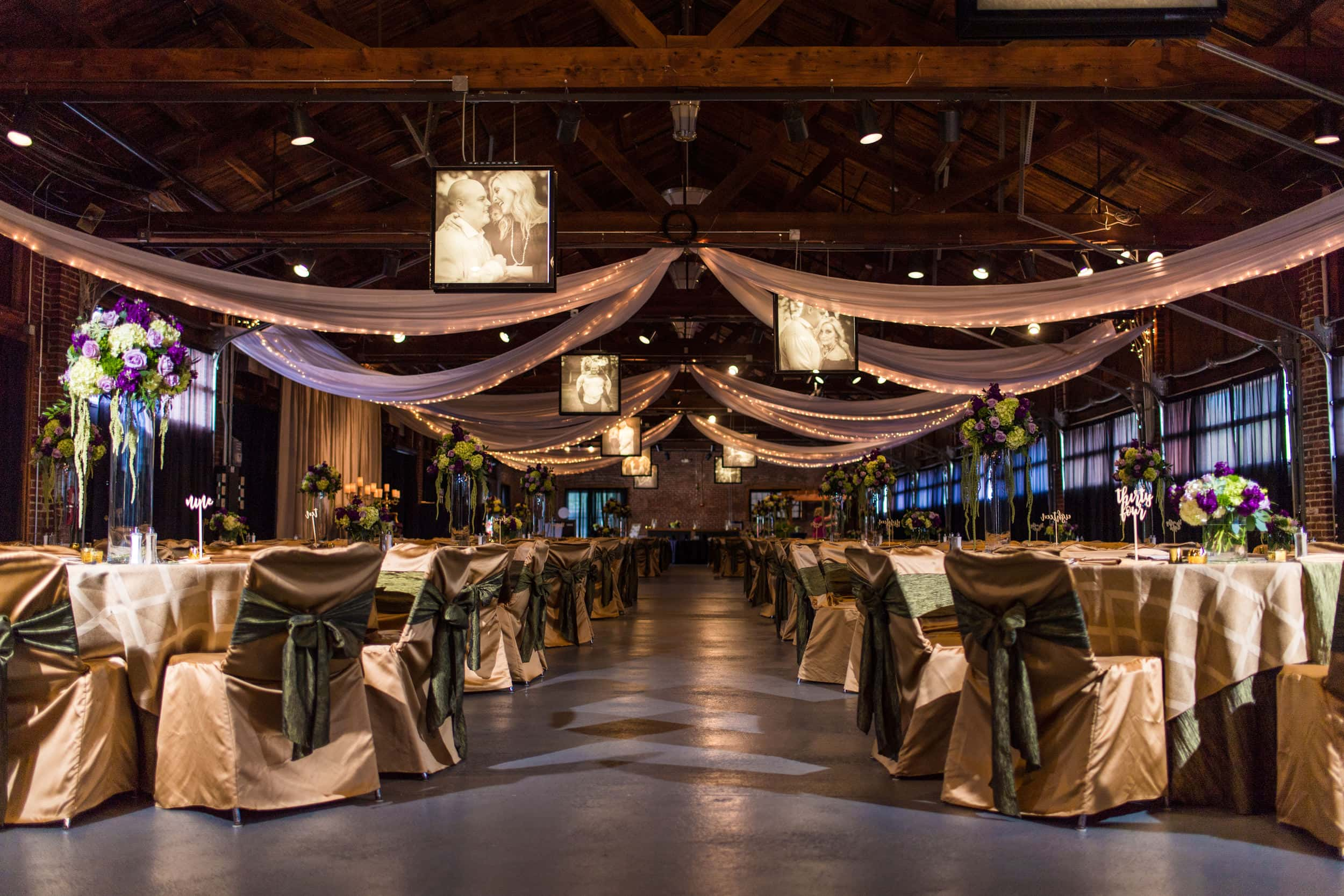 Warehouse in Top of the Market - Dayton Wedding Venues