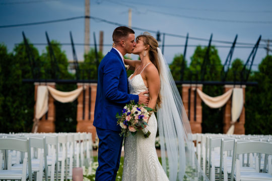 Dayton Wedding Venues - The Steamplant