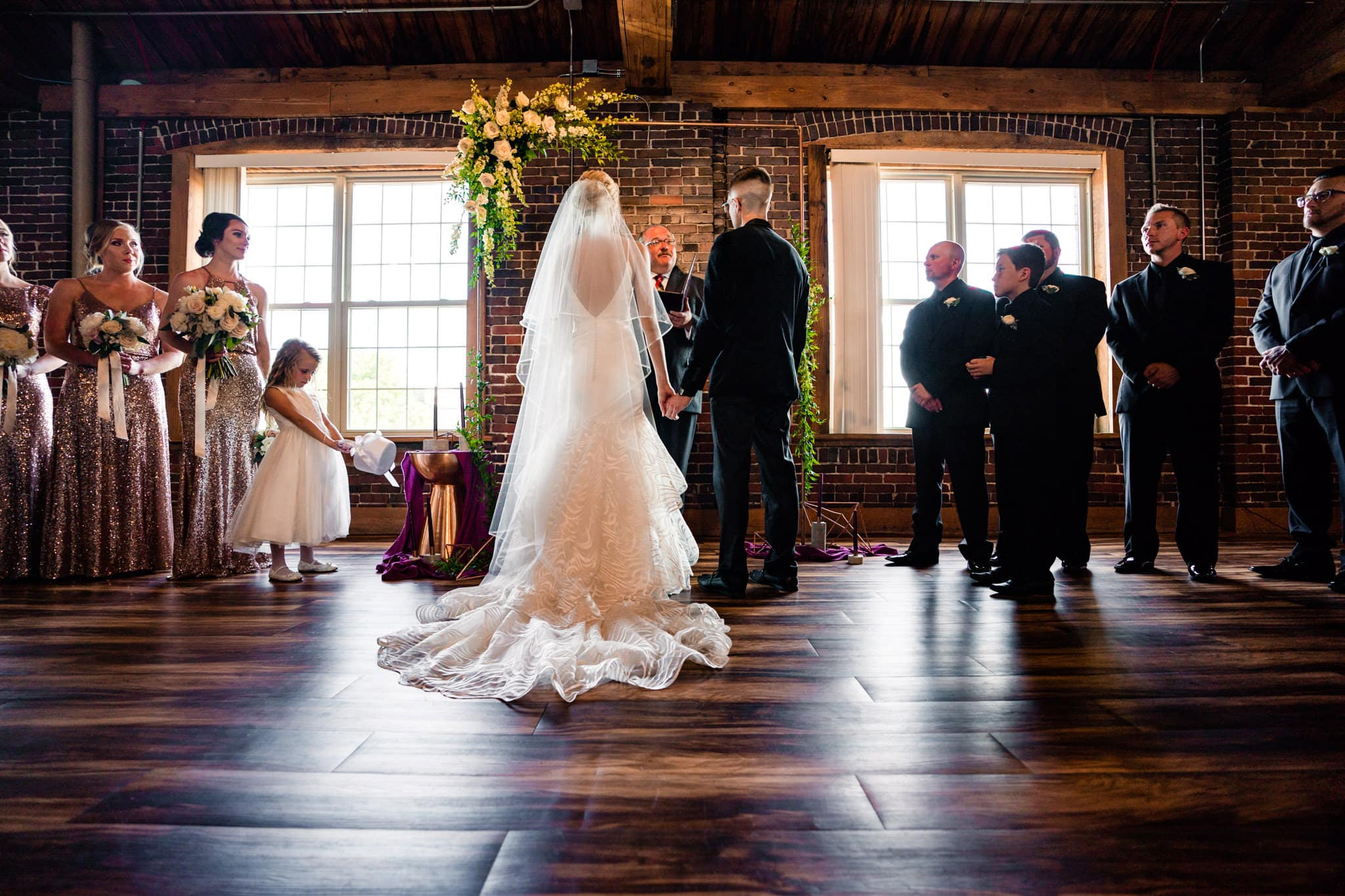Weddings at Top of the Market
