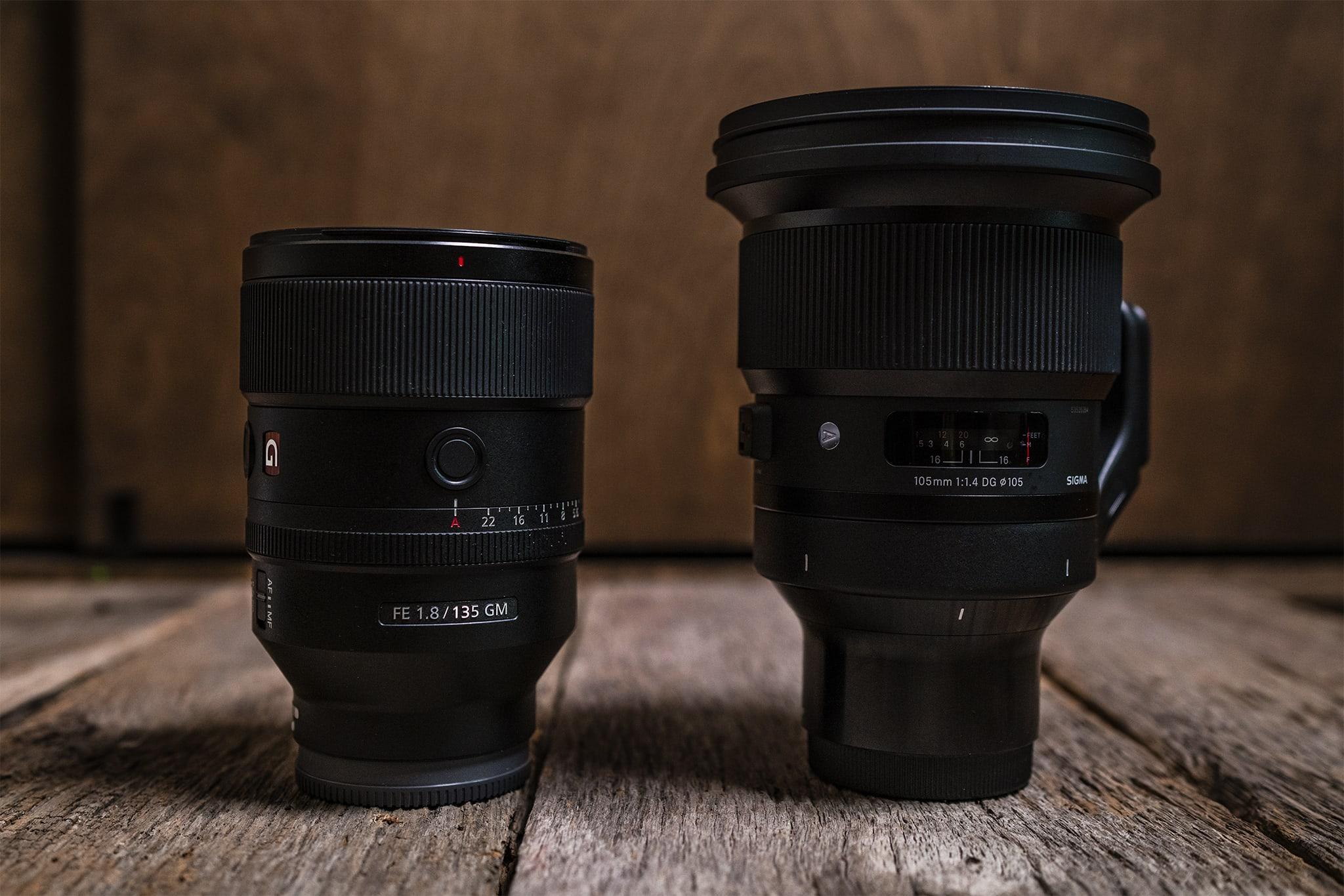 Best Prime Telephoto Lenses for Sony - Sony 135 Review