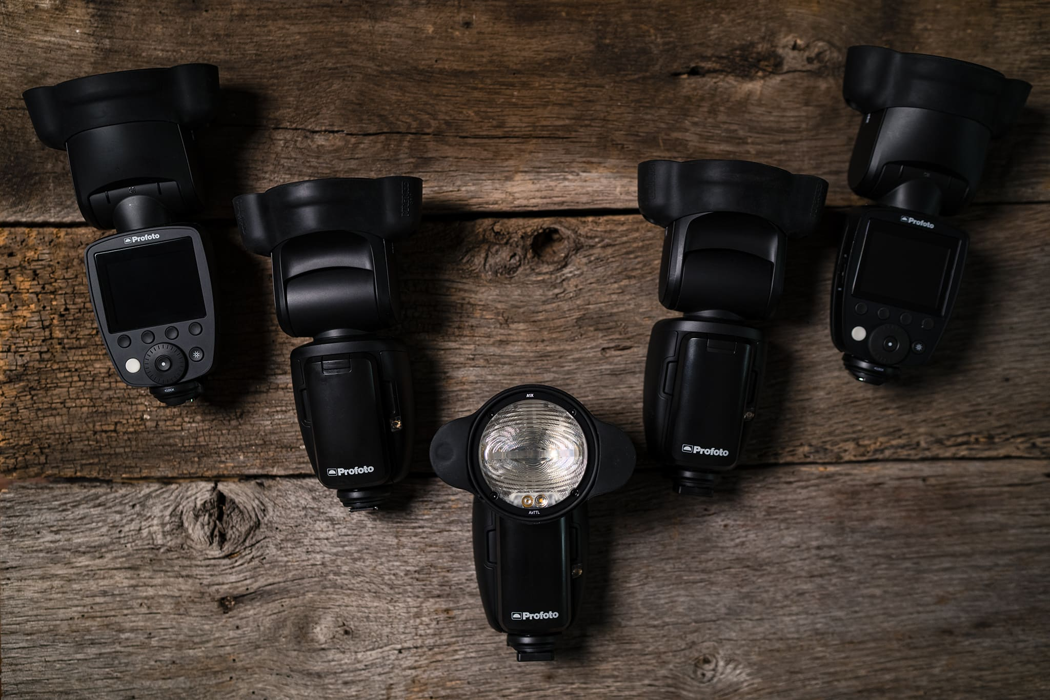 Lighting Gear for Wedding Photographers - Profoto A1X