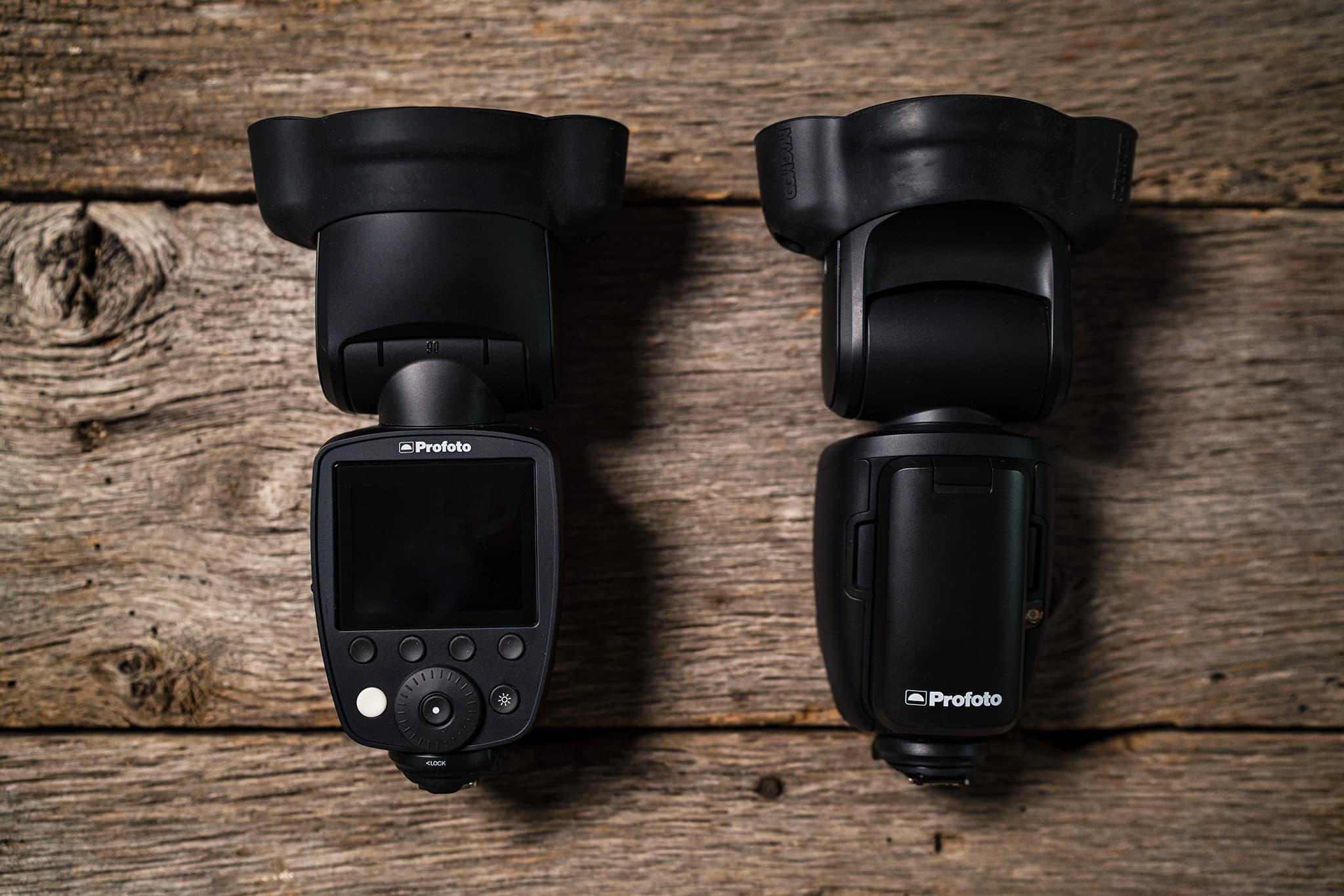 Profotos with Sony Cameras