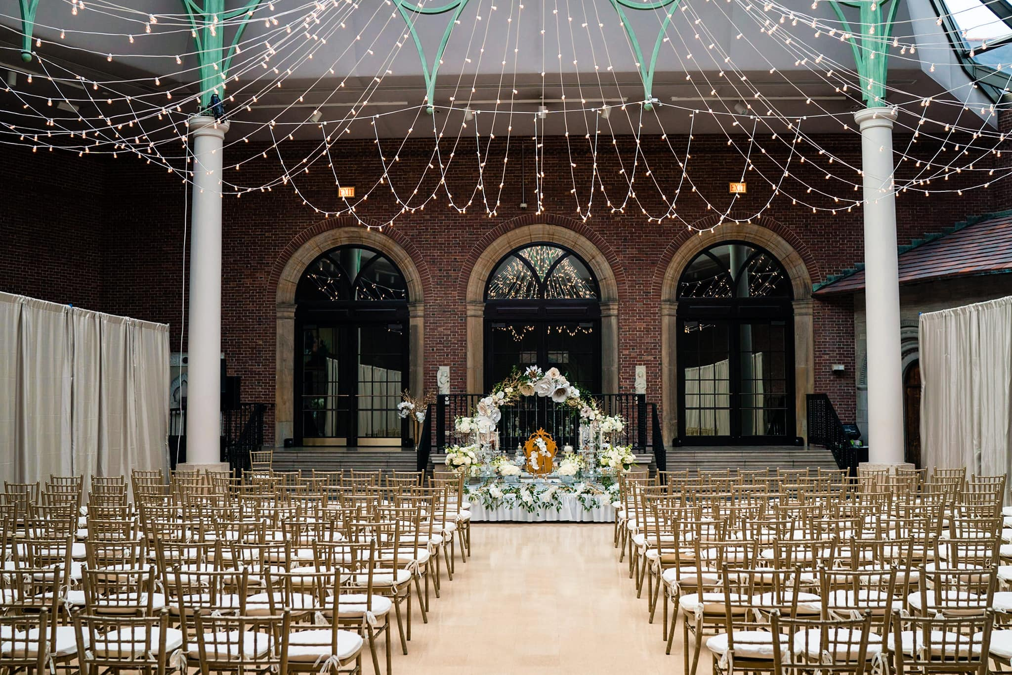 Dayton Art Institute Weddings