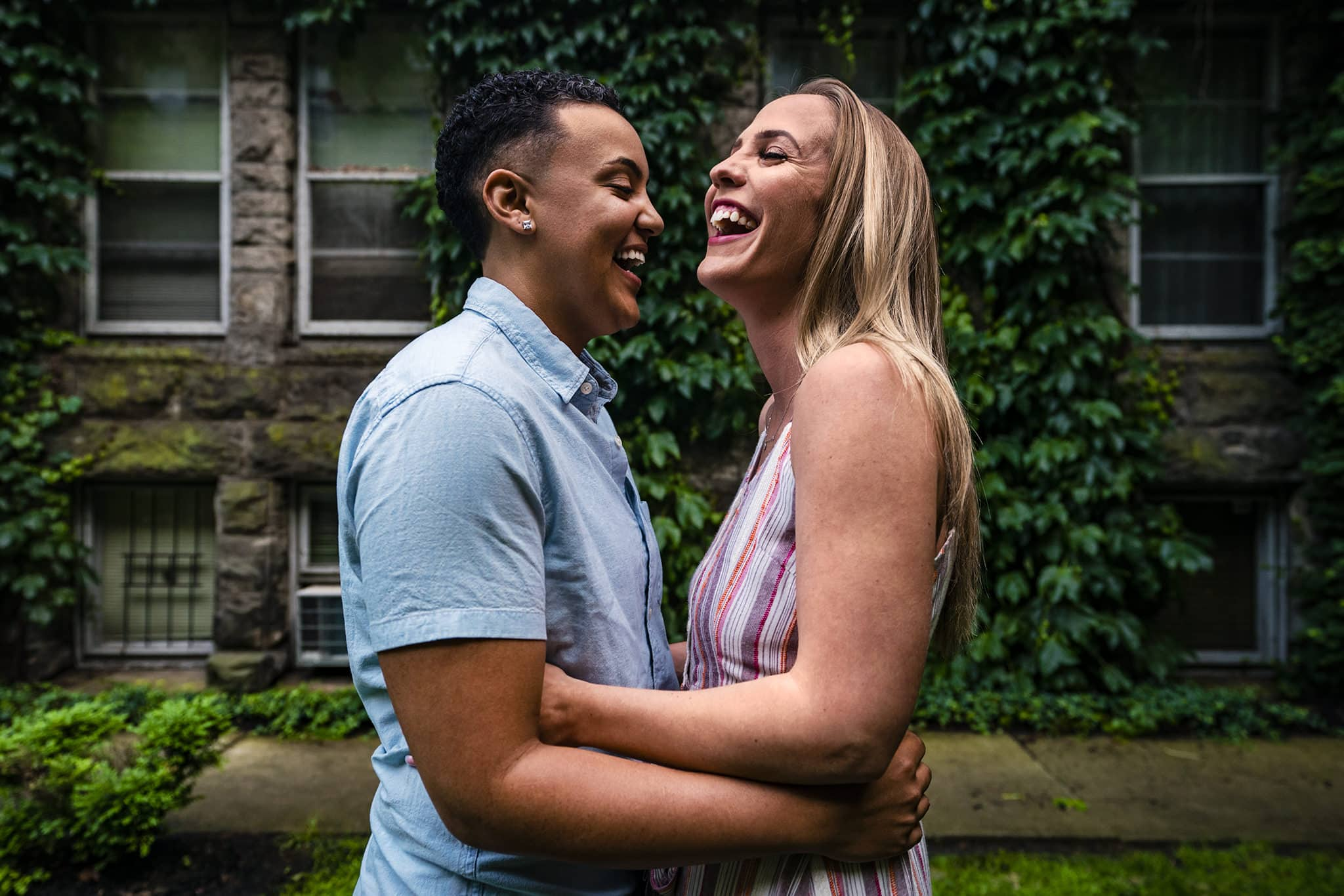 LGBTQ Engagement Photos