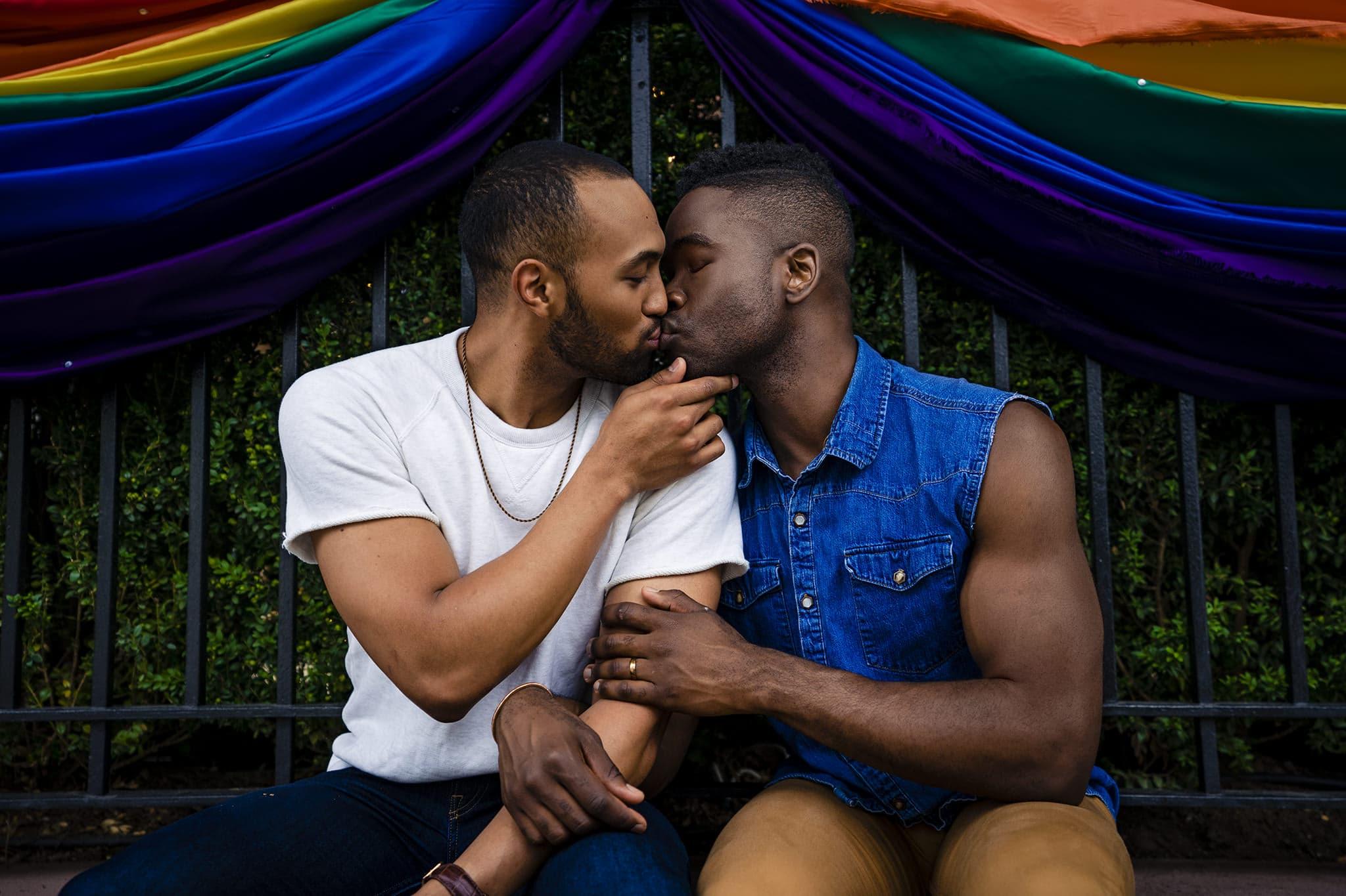 Studio 22 Photography - LGBTQ Engagement Photos