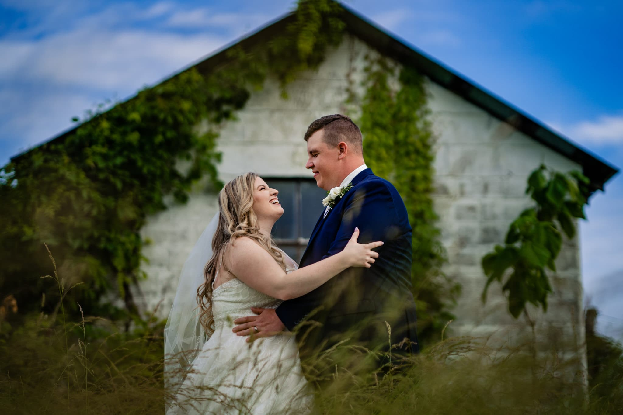 Destination Wedding Photographers - Outdoor Wedding Photos