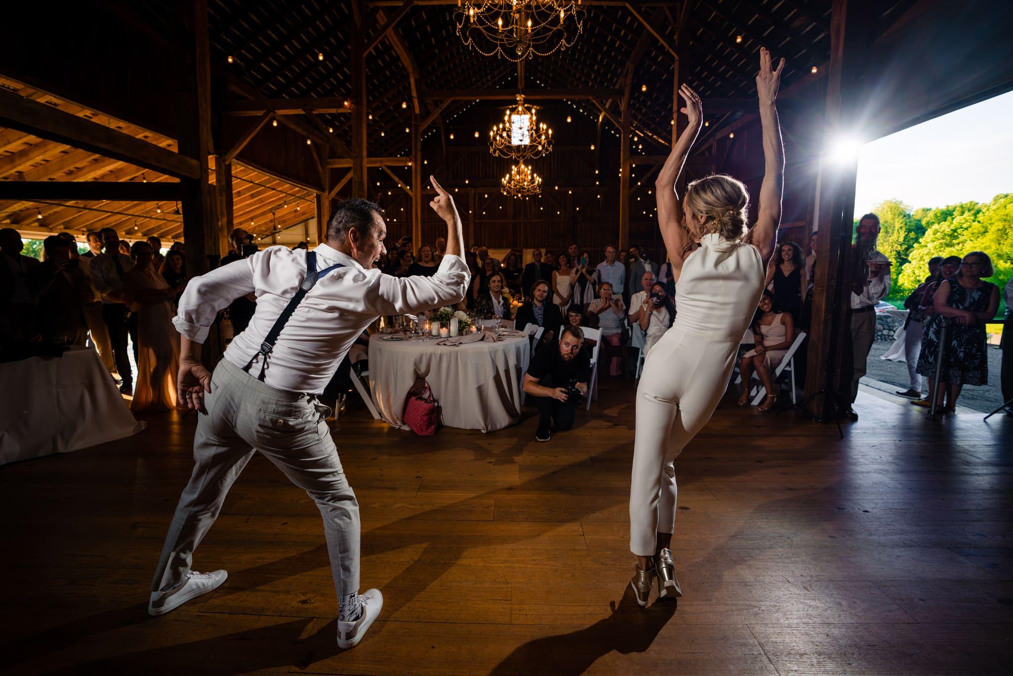 Wedding Venues in Michigan - Hidden Vineyard Wedding Barn
