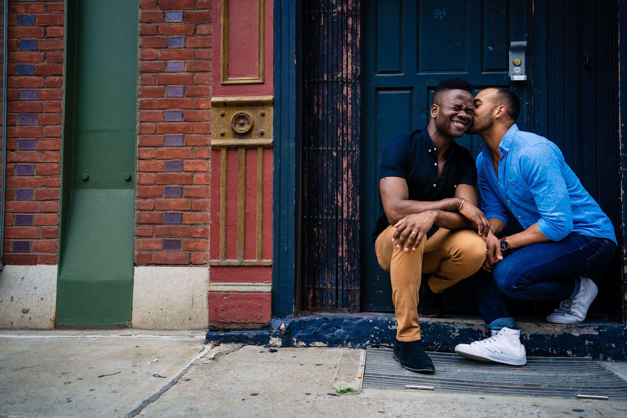 LGBTQ Friendly Wedding Photographer