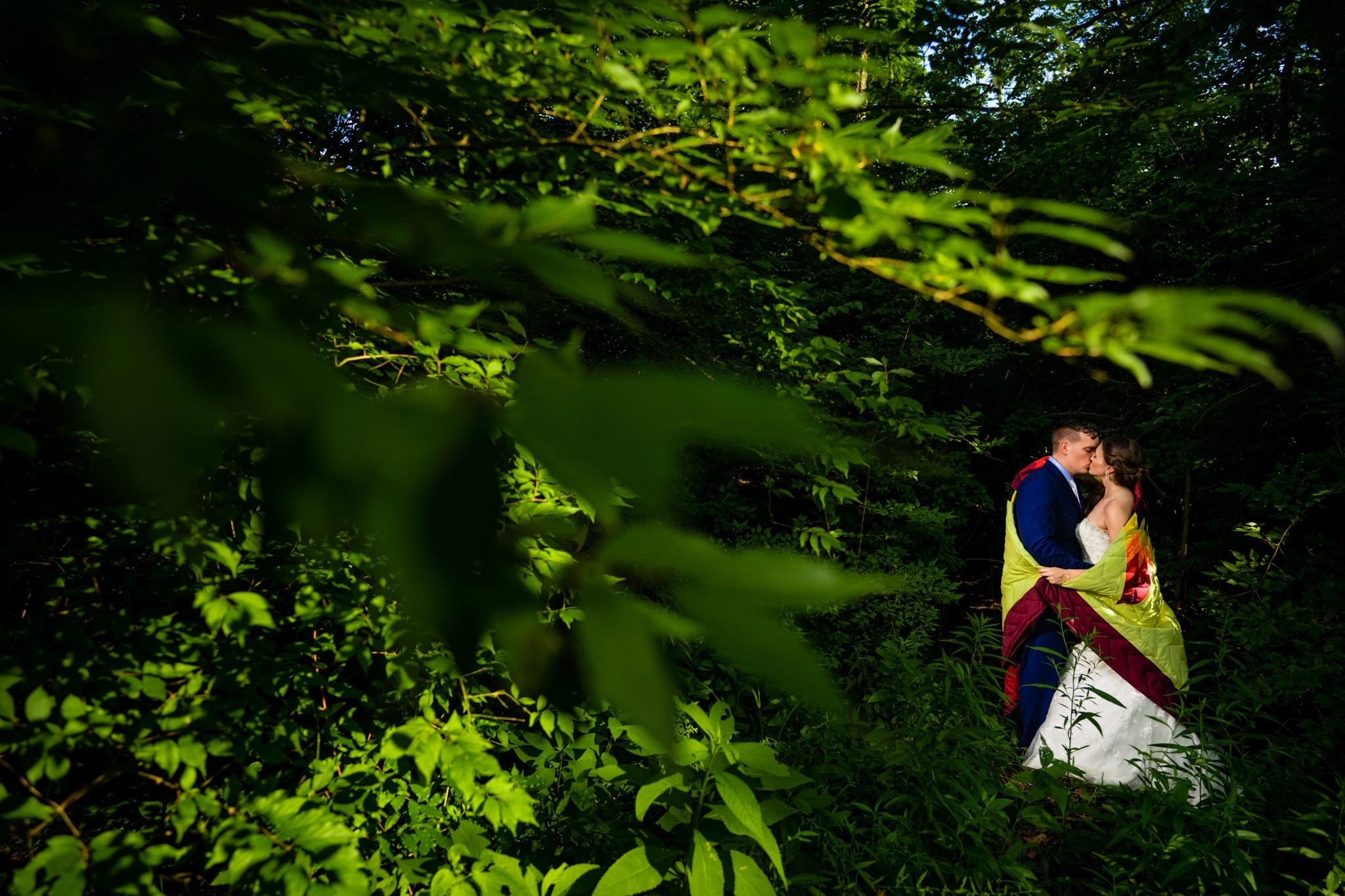 Barn Weddings in Ohio - Canopy Creek Farm