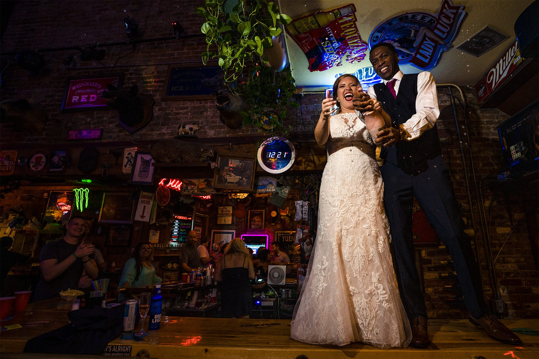 Gem City Wedding in Oregon District
