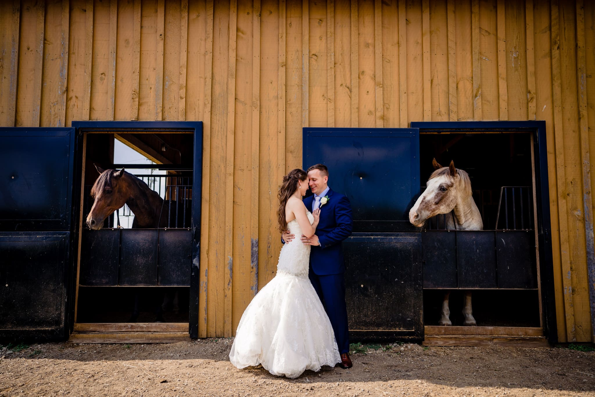 Studio 22 Photography - Ohio Barn Wedding