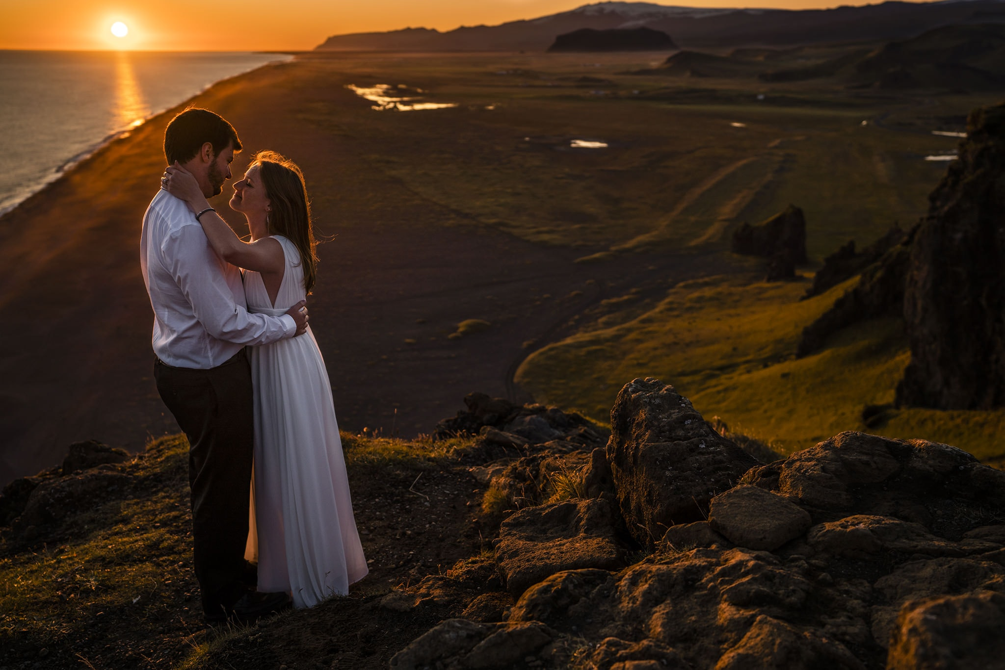 Iceland Elopement Photos - Studio 22 Photography
