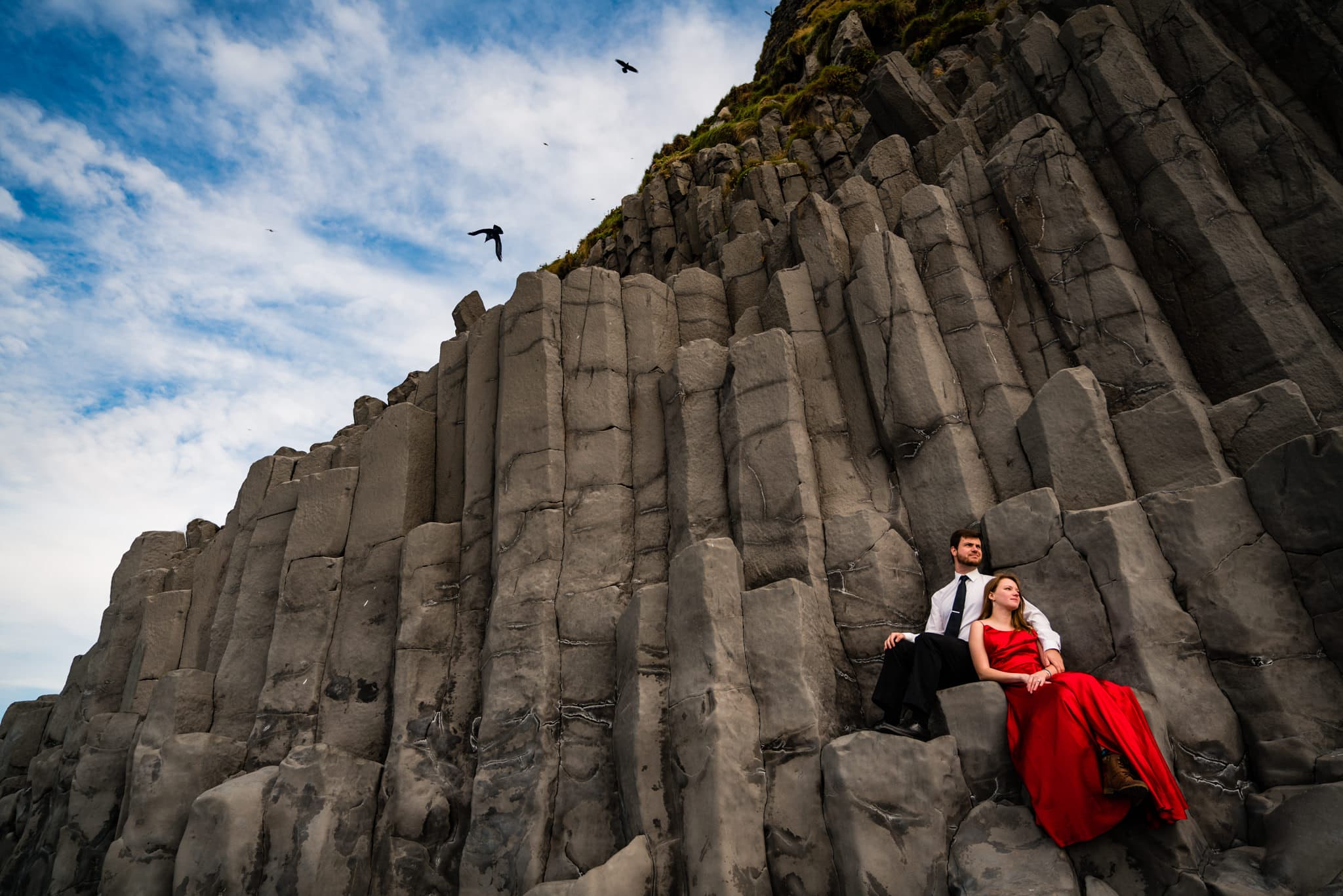 Studio 22 Photography - Iceland Engagement Photos